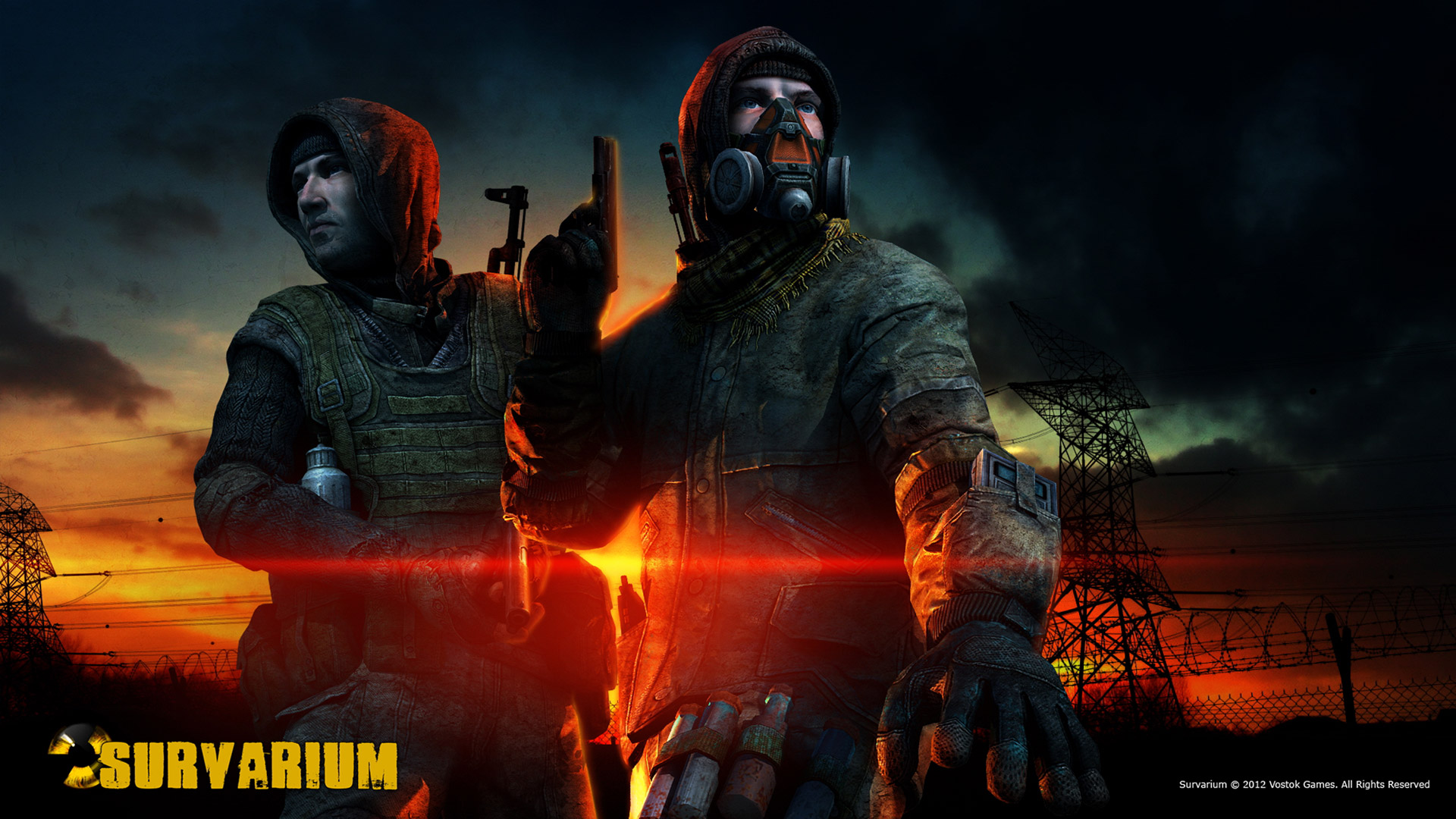 Free Survarium Wallpaper in 1920x1080