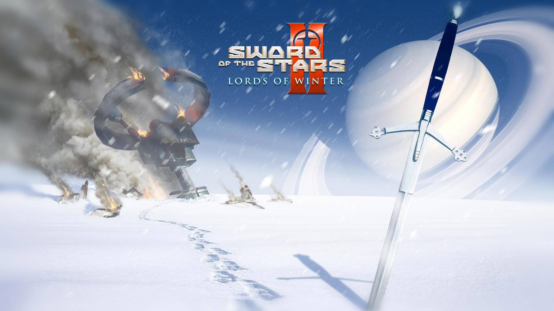 Free Sword of the Stars II: The Lords of Winter Wallpaper in 1920x1080