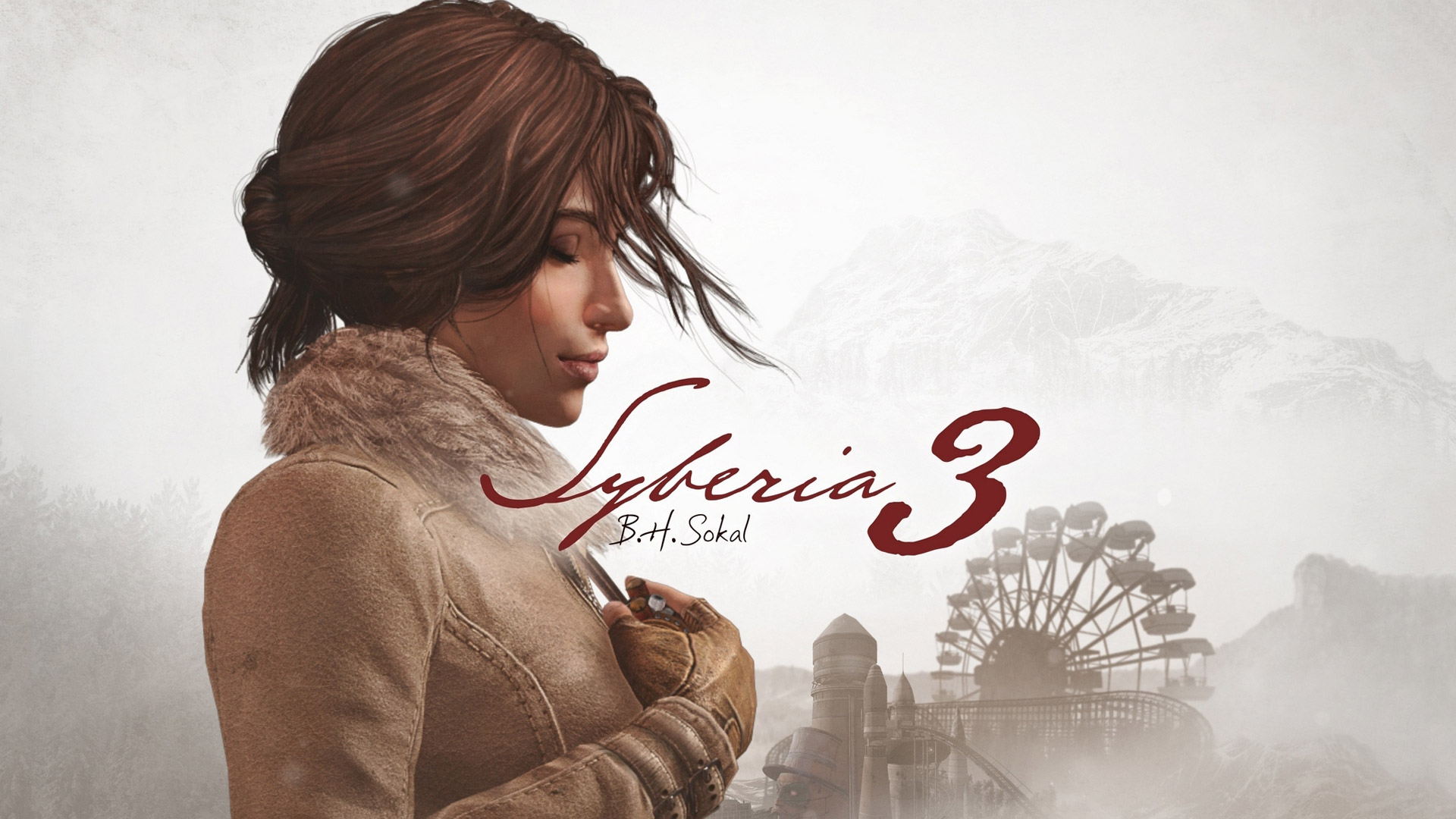 Free Syberia 3 Wallpaper in 1920x1080