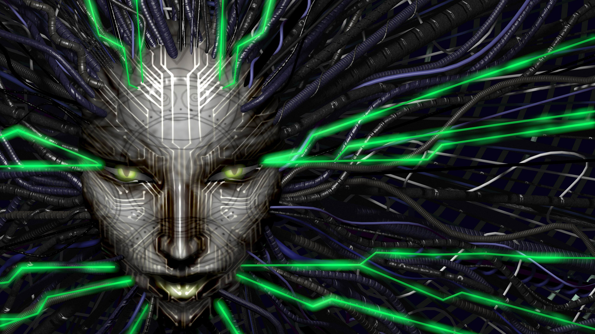 Free System Shock 2 Wallpaper in 1920x1080