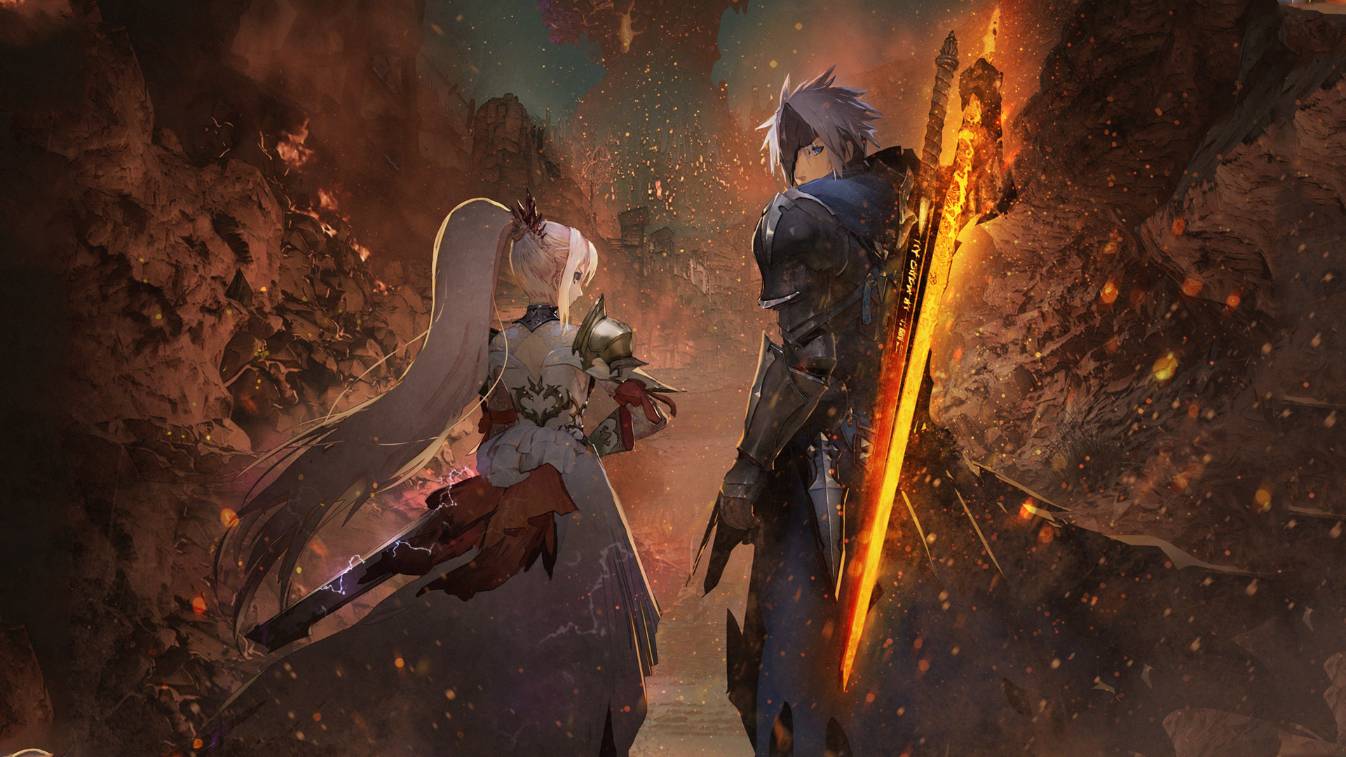 Free Tales of Arise Wallpaper in 1920x1080