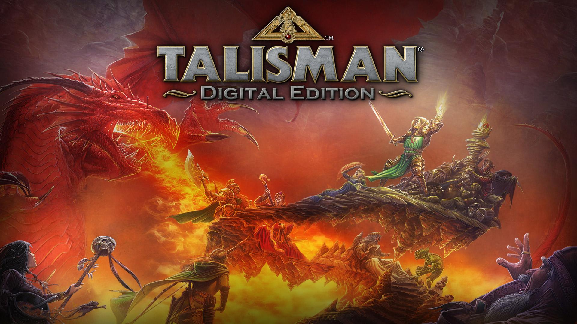 Free Talisman: Digital Edition Wallpaper in 1920x1080