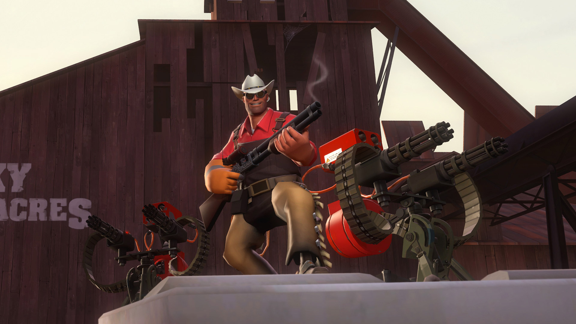 Free Team Fortress 2 Wallpaper in 1920x1080