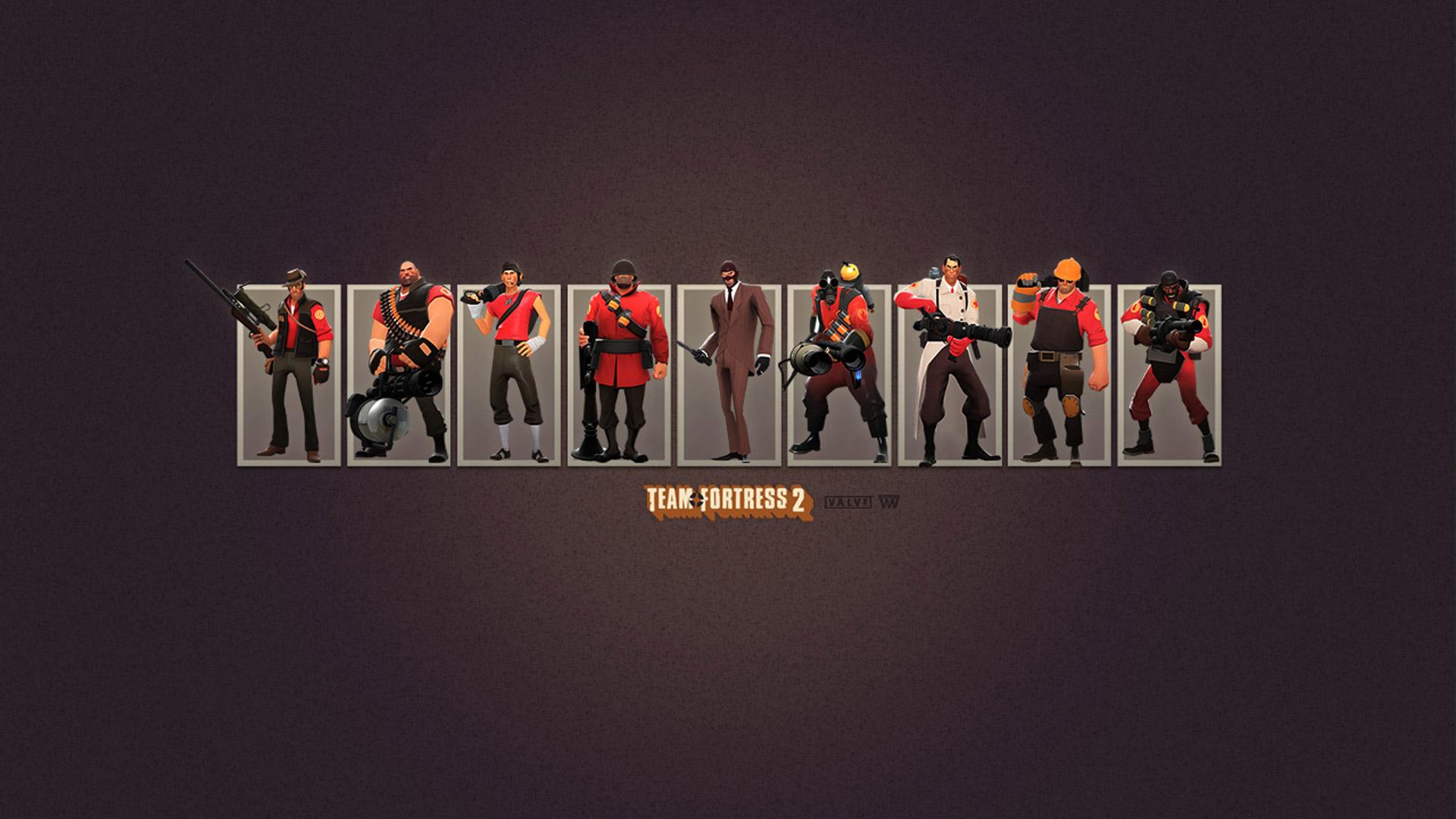 Team Fortress 2 Wallpaper in 1920x1080