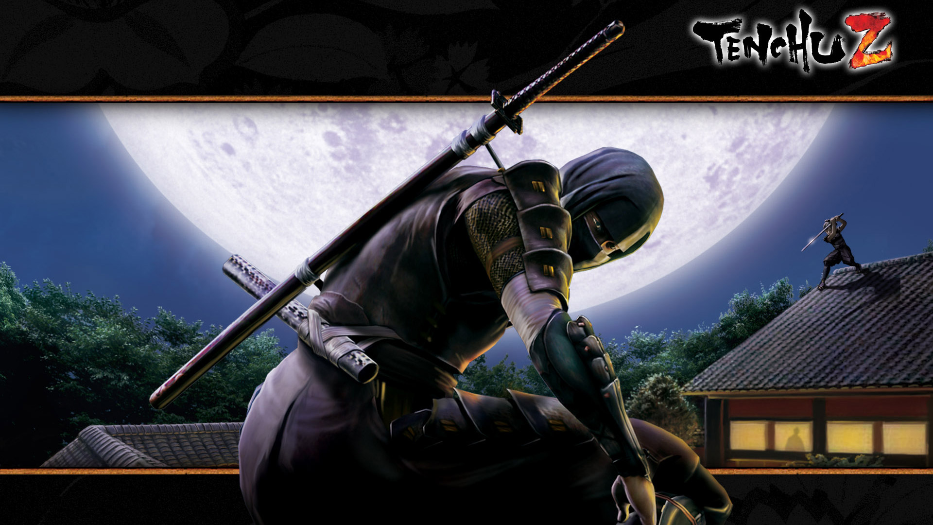 Tenchu Z Wallpaper in 1920x1080