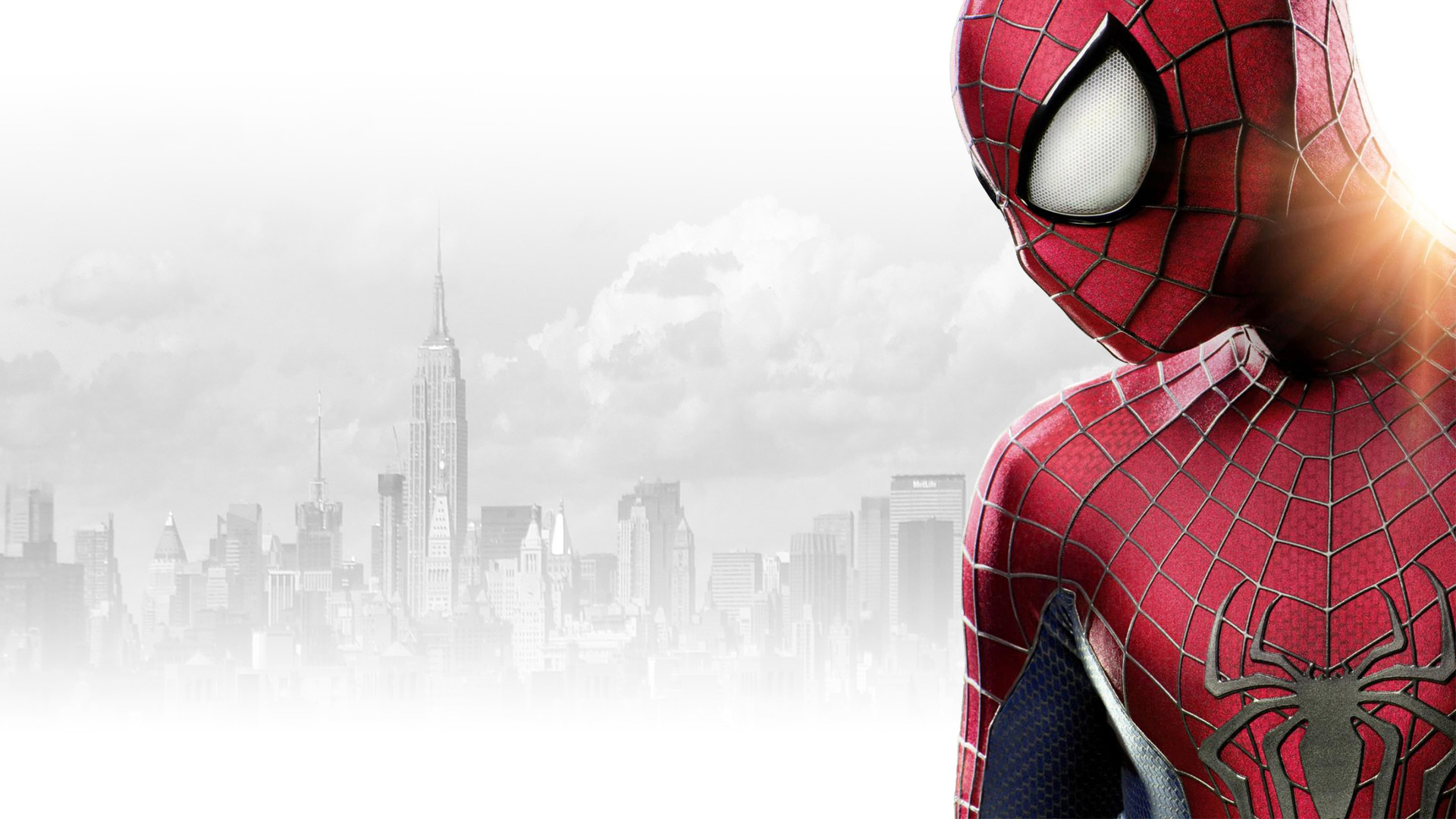 Free The Amazing Spider-Man Wallpaper in 1920x1080