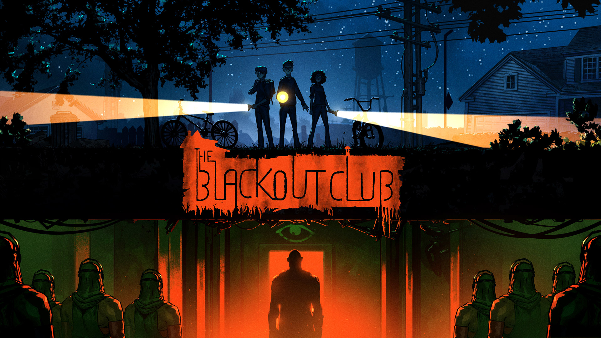 Free The Blackout Club Wallpaper in 1920x1080