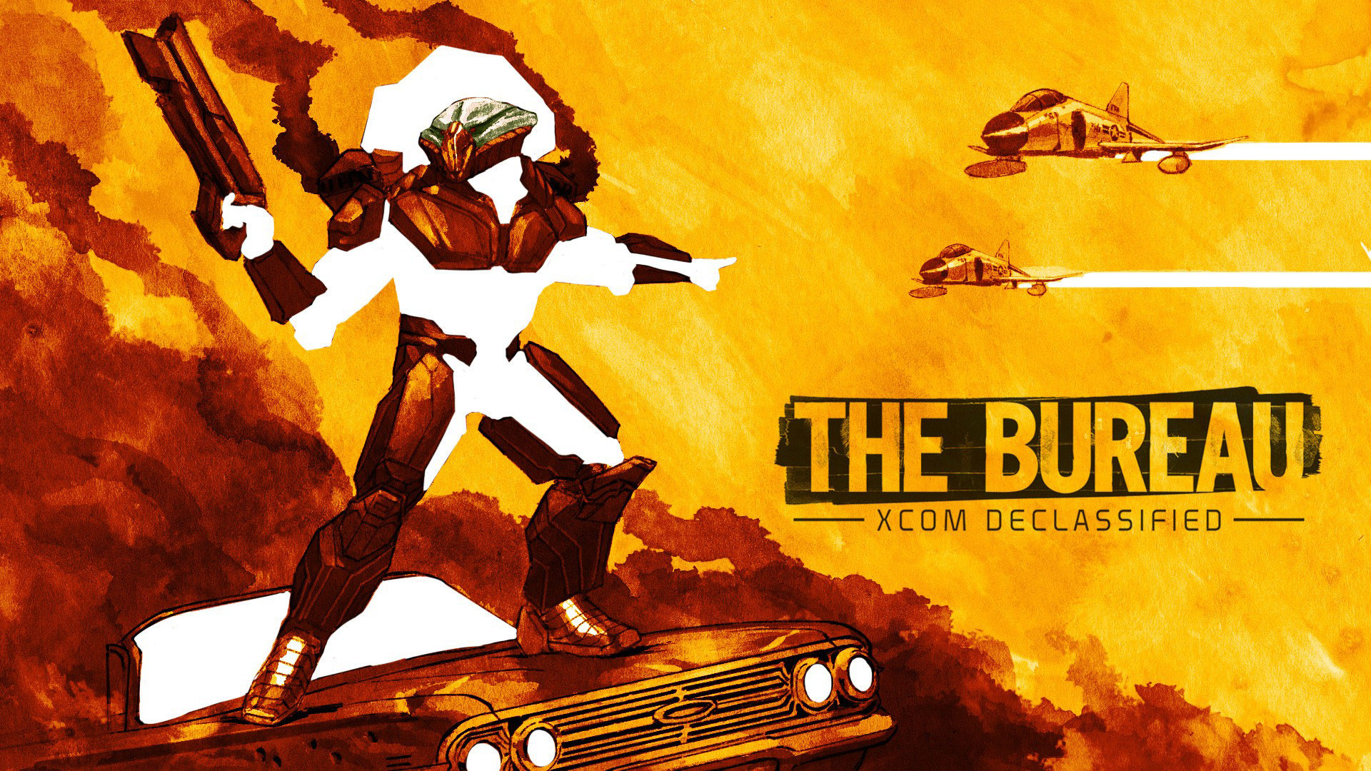 The Bureau: XCOM Declassified Wallpaper in 1920x1080