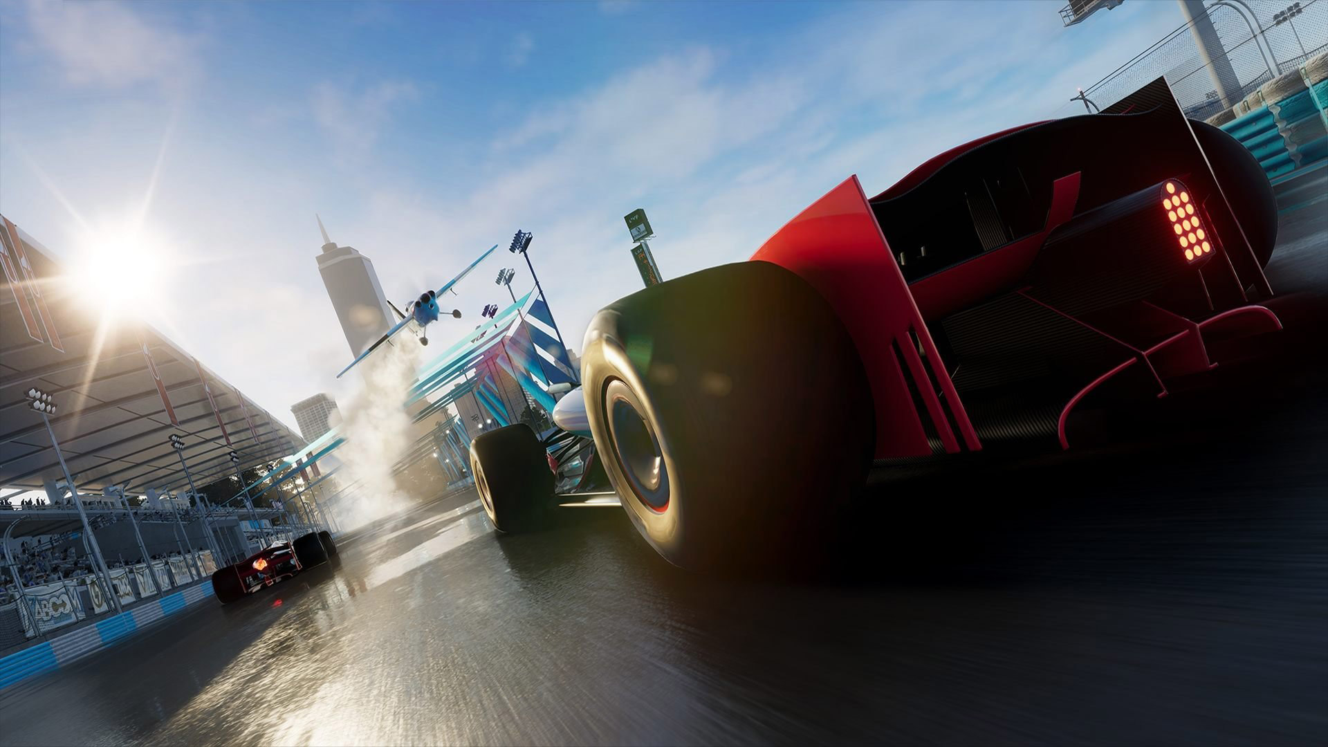 Free The Crew 2 Wallpaper in 1920x1080
