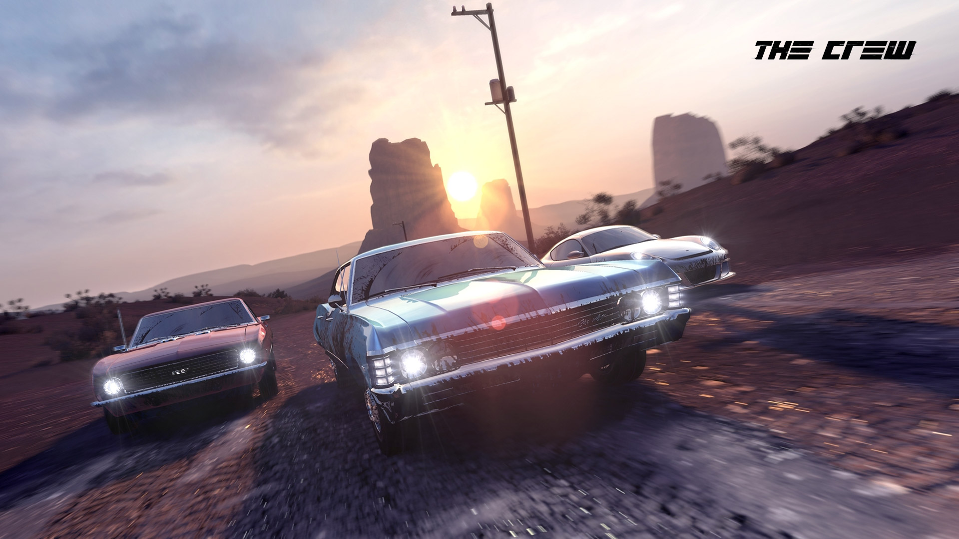 Free The Crew Wallpaper in 1920x1080