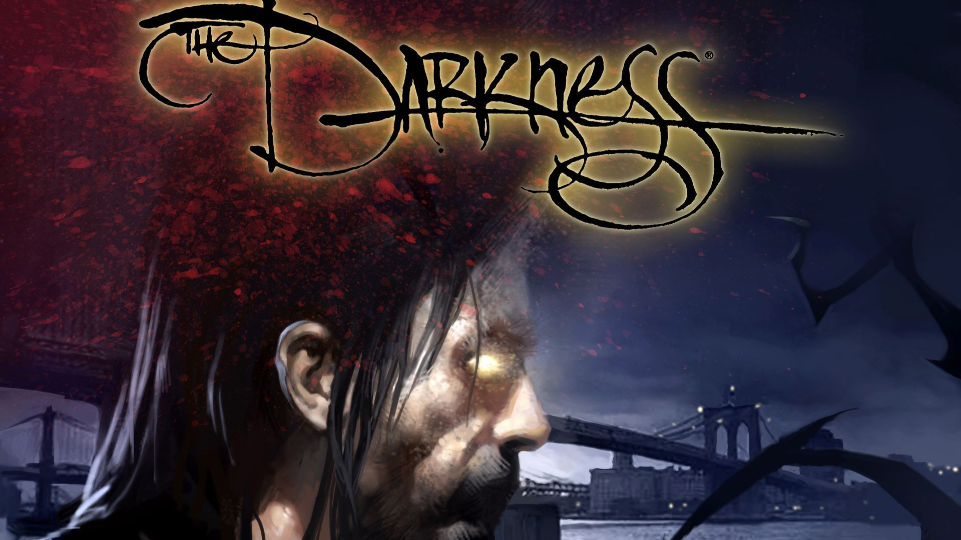 The Darkness Wallpaper in 1920x1080