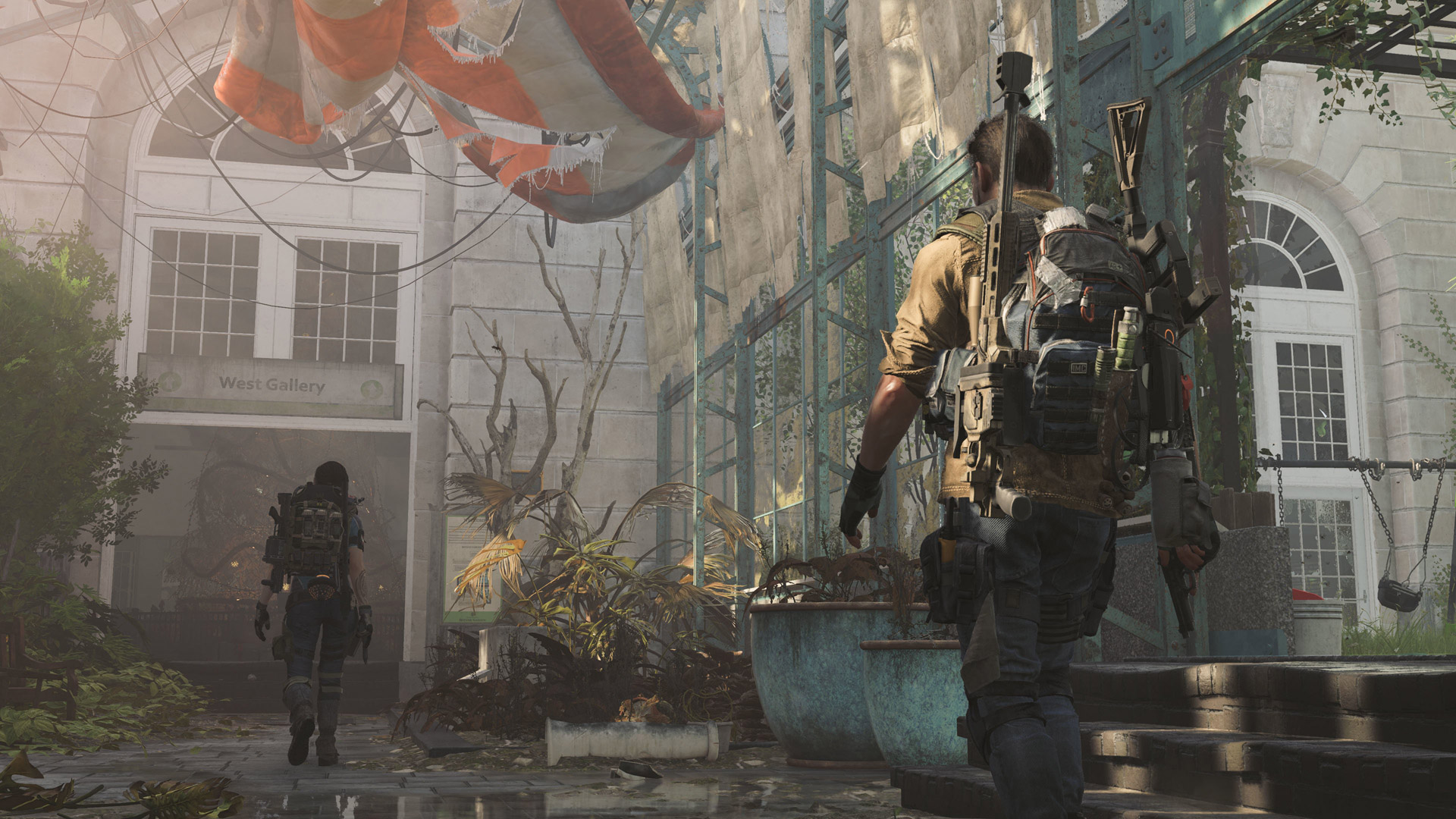 The Division 2 Wallpaper in 1920x1080