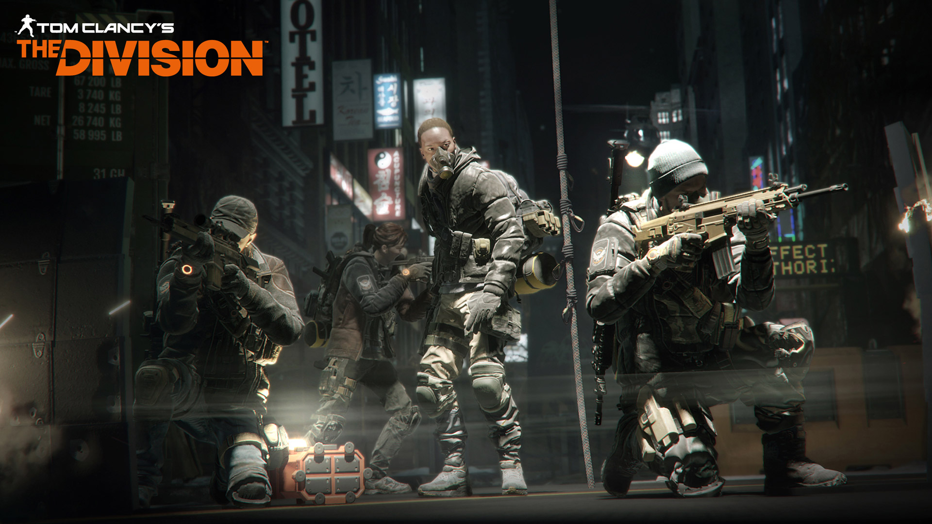 The Division Wallpaper in 1920x1080