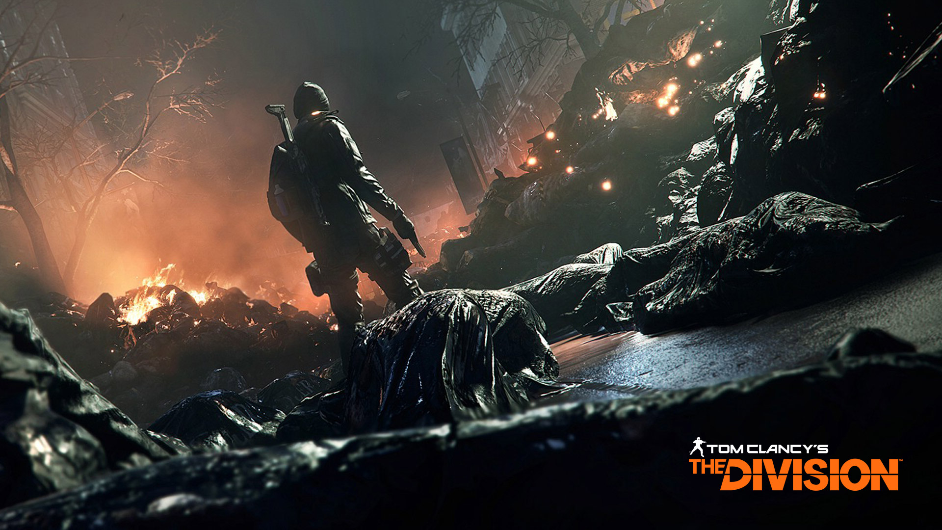 Free The Division Wallpaper in 1920x1080