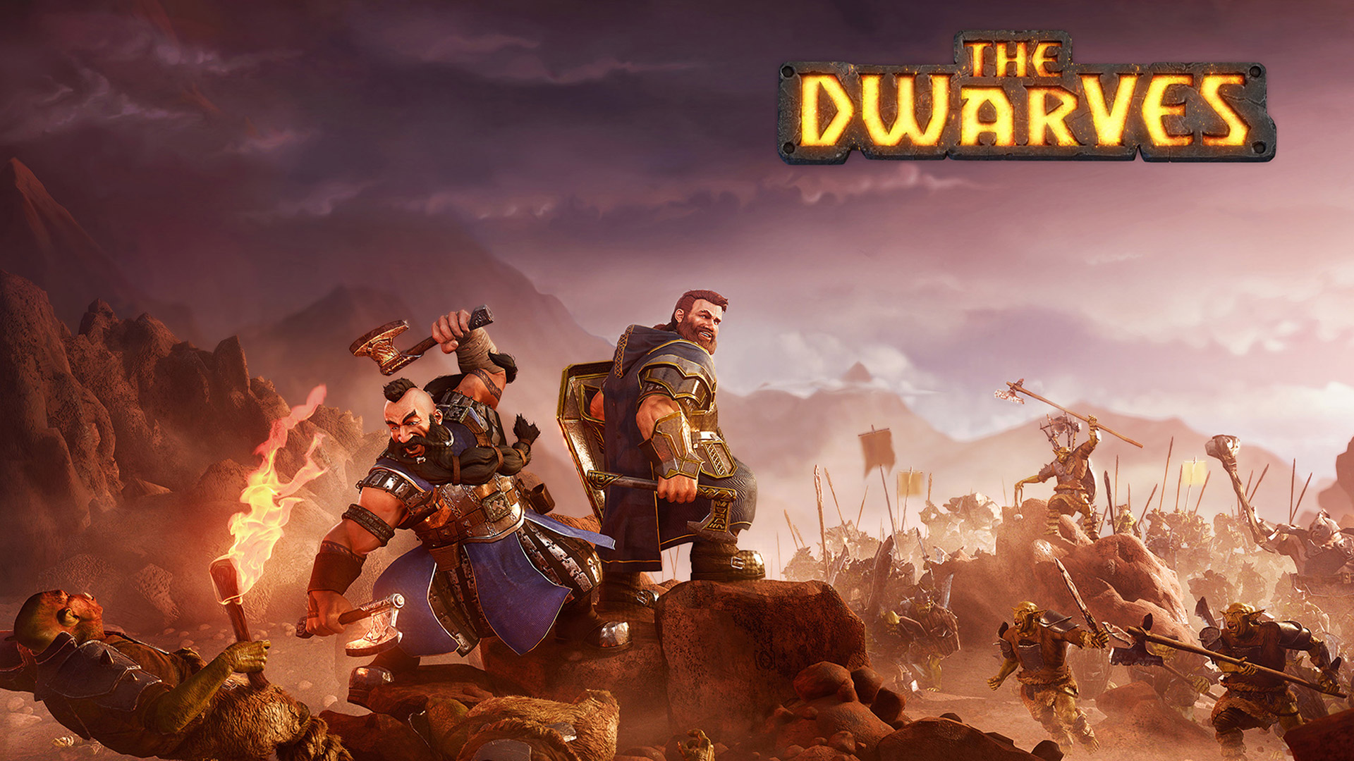 Free The Dwarves Wallpaper in 1920x1080