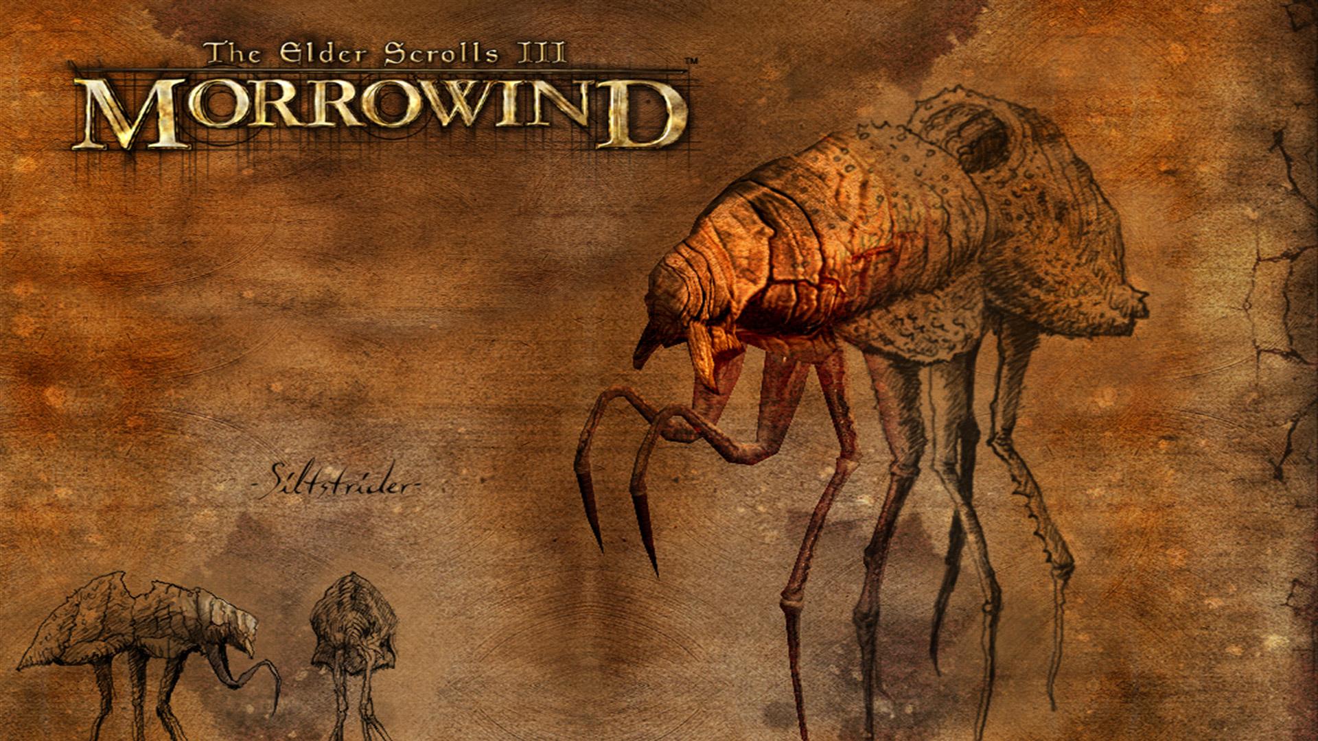 The Elder Scrolls III: Morrowind Wallpaper in 1920x1080