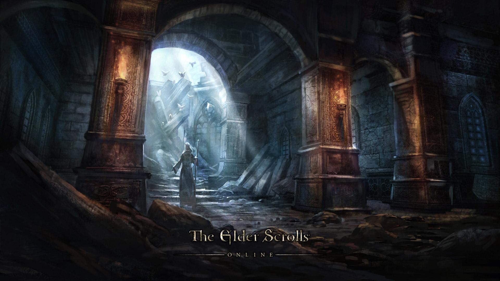 The Elder Scrolls Online Wallpaper in 1920x1080
