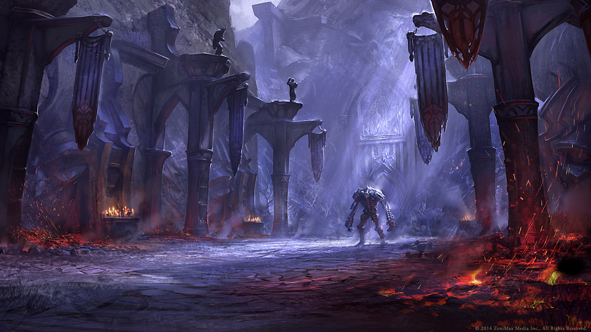 The Elder Scrolls Online Wallpaper in 1920x1080