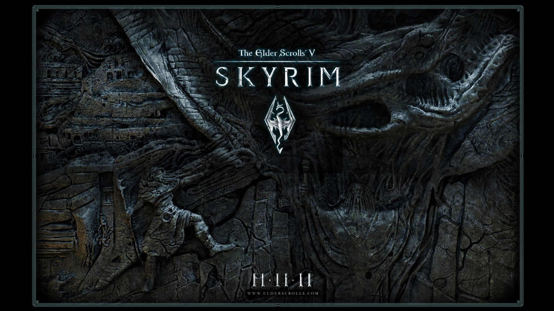 Free The Elder Scrolls V: Skyrim Wallpaper in 1920x1080