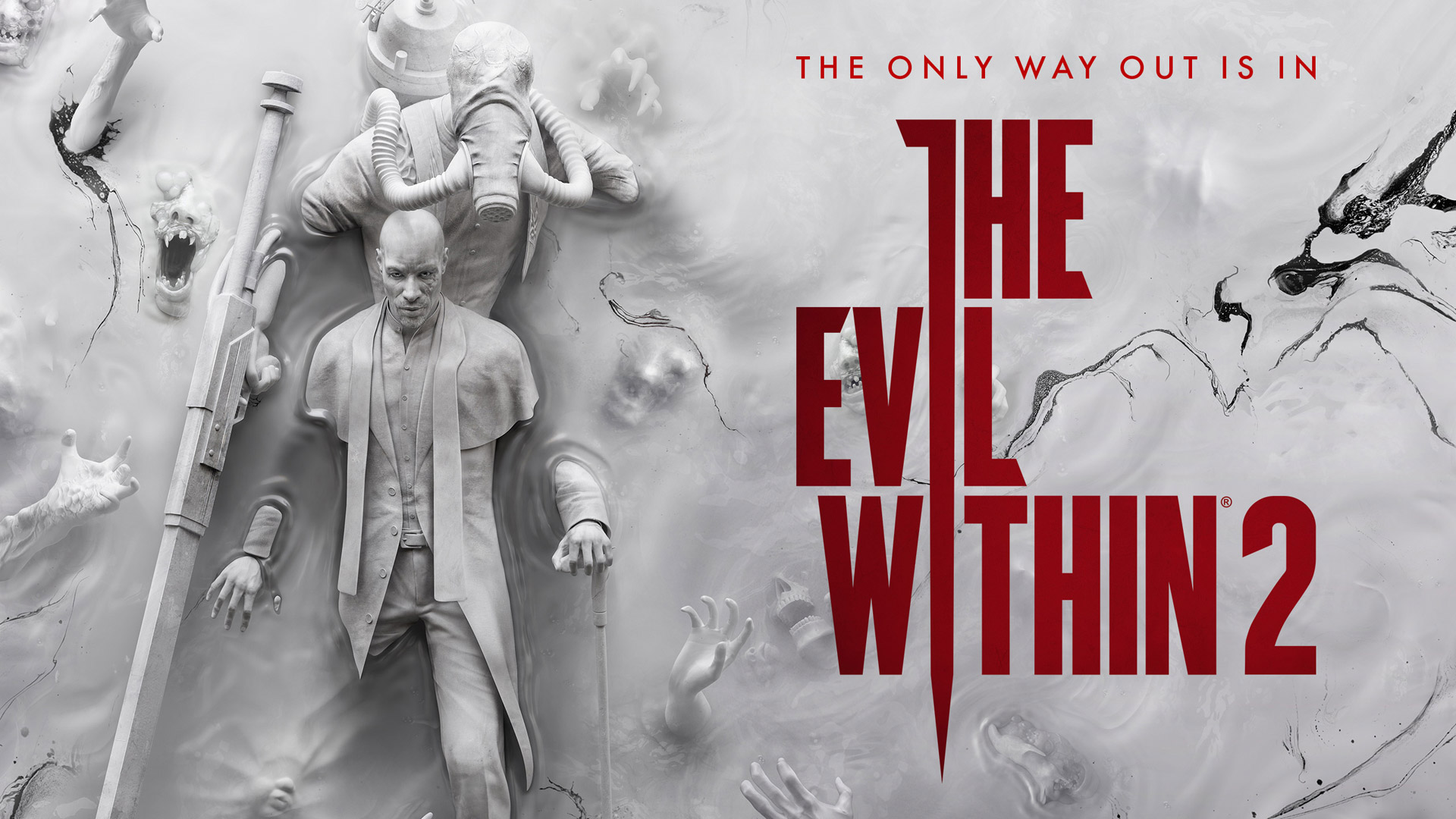 The Evil Within 2 Wallpaper in 1920x1080