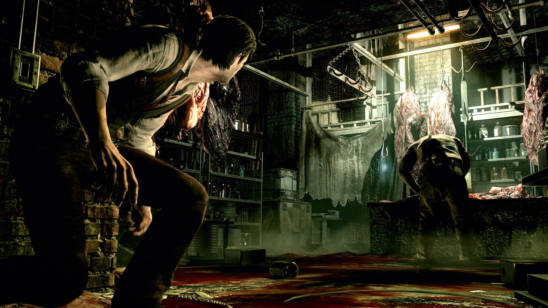 Free The Evil Within Wallpaper in 1920x1080