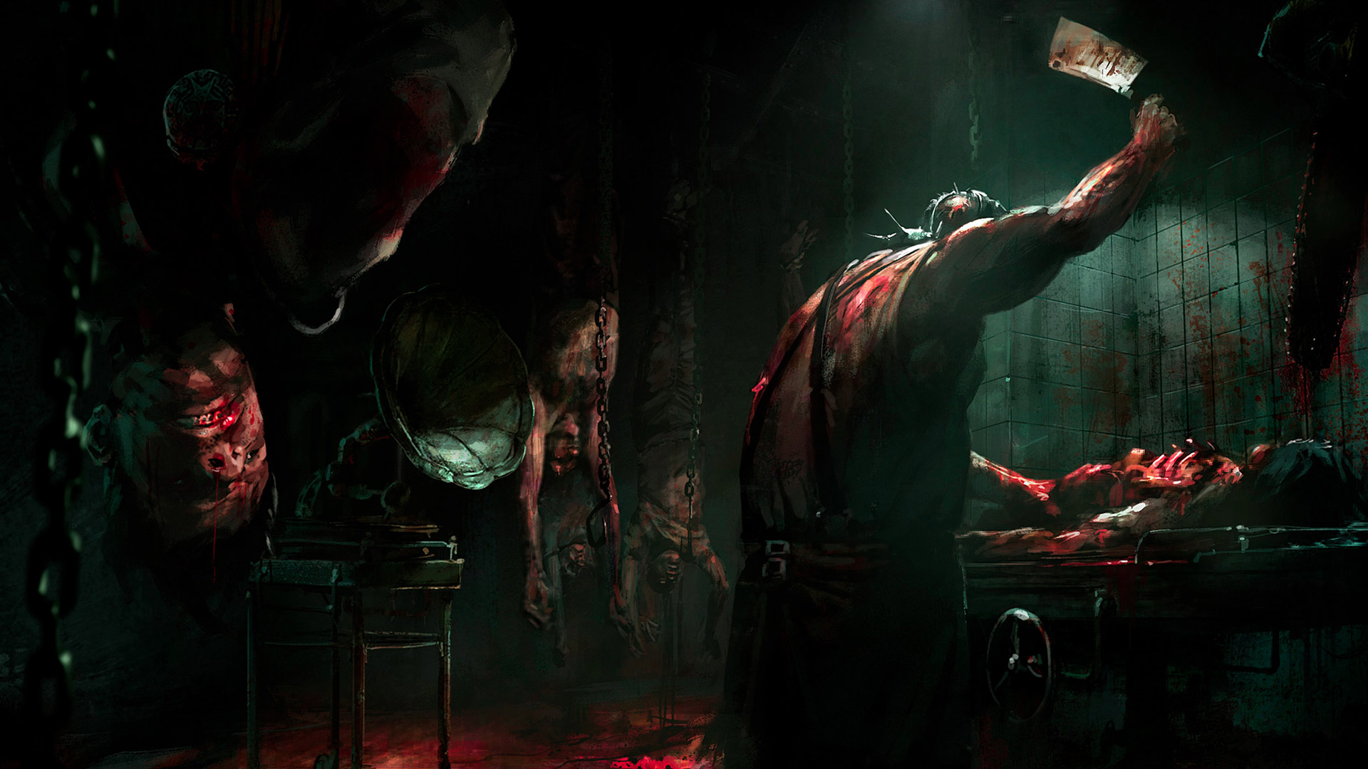 The Evil Within Wallpaper in 1920x1080