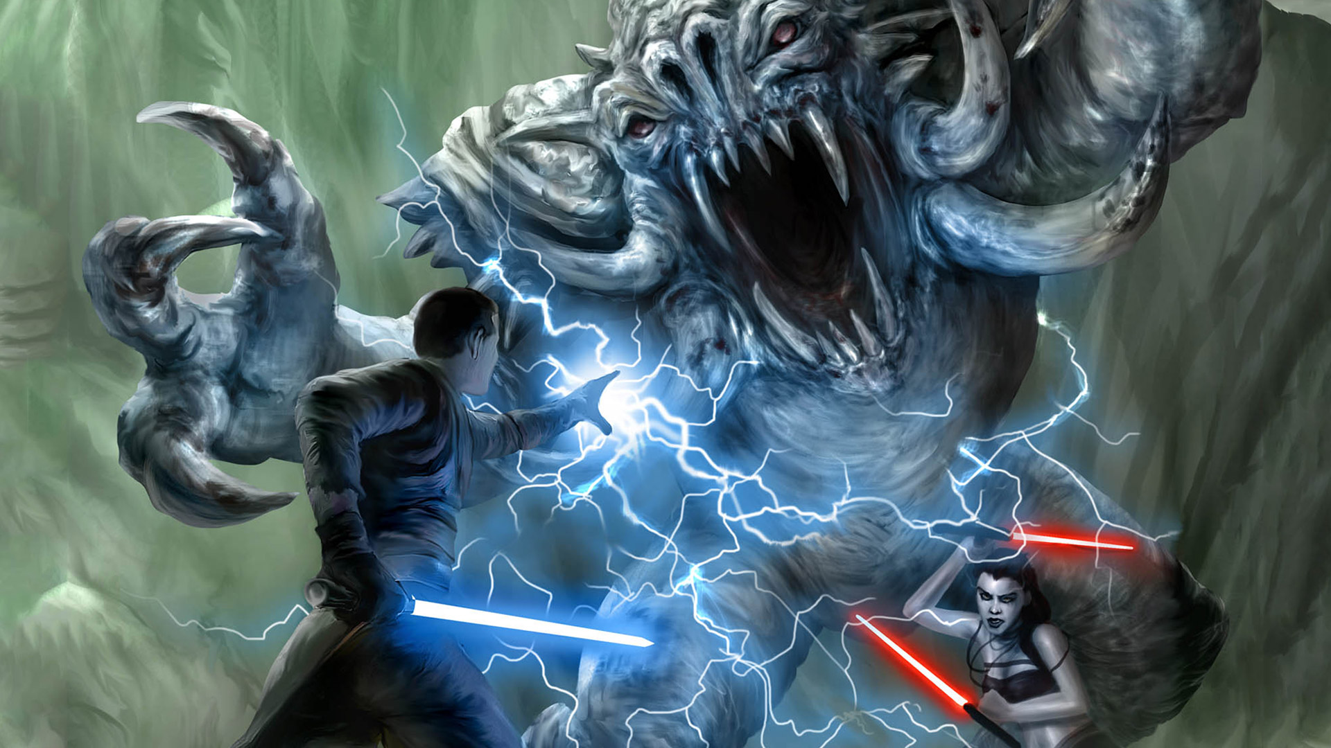 Free Star Wars The Force Unleashed Wallpaper In 1920x1080