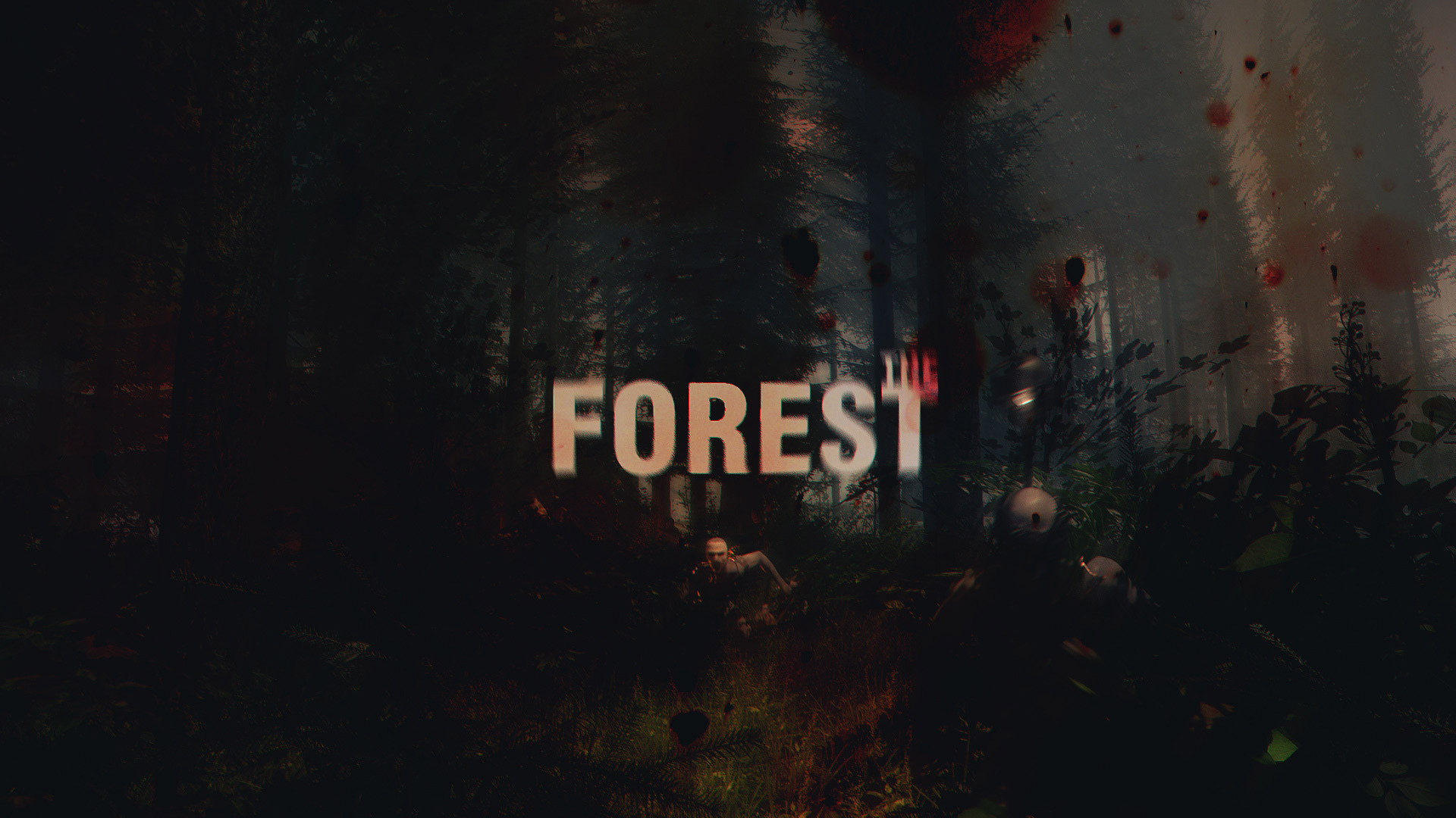 Free The Forest Wallpaper in 1920x1080