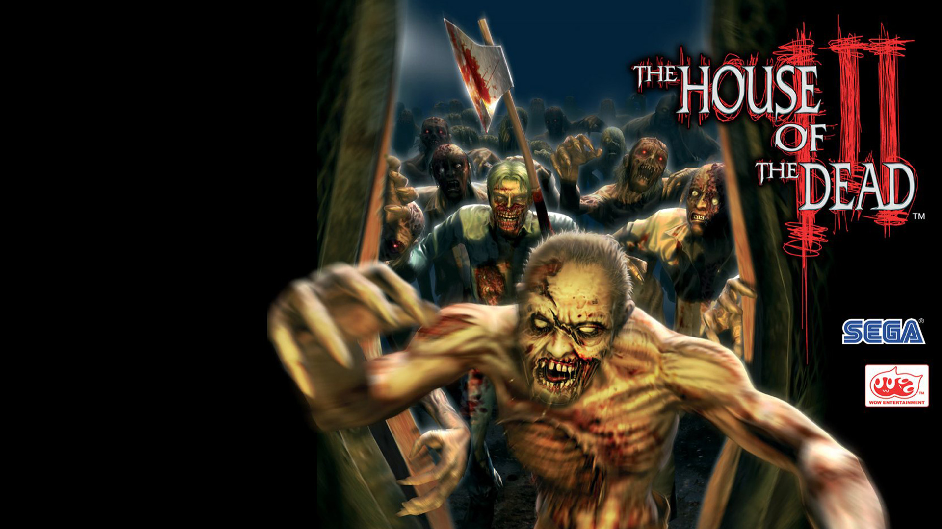 The House of the Dead 3 Wallpaper in 1920x1080