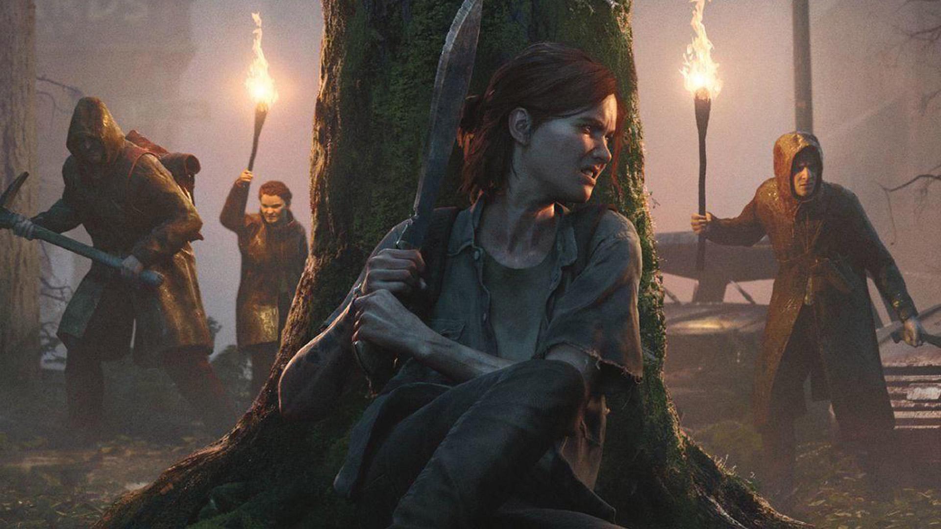 Free The Last of Us Part II Wallpaper in 1920x1080