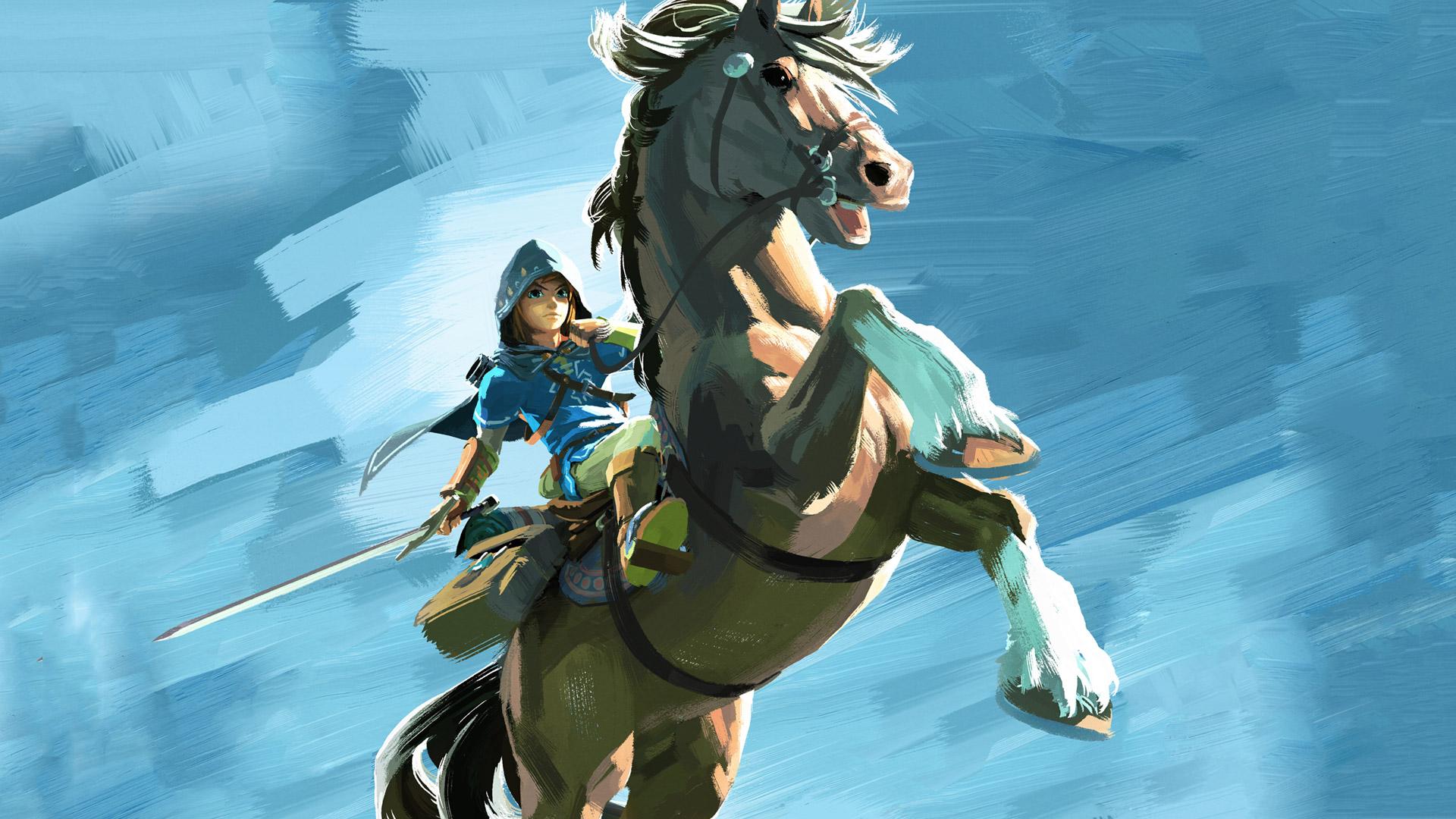 Free The Legend of Zelda: Breath of the Wild Wallpaper in 1920x1080