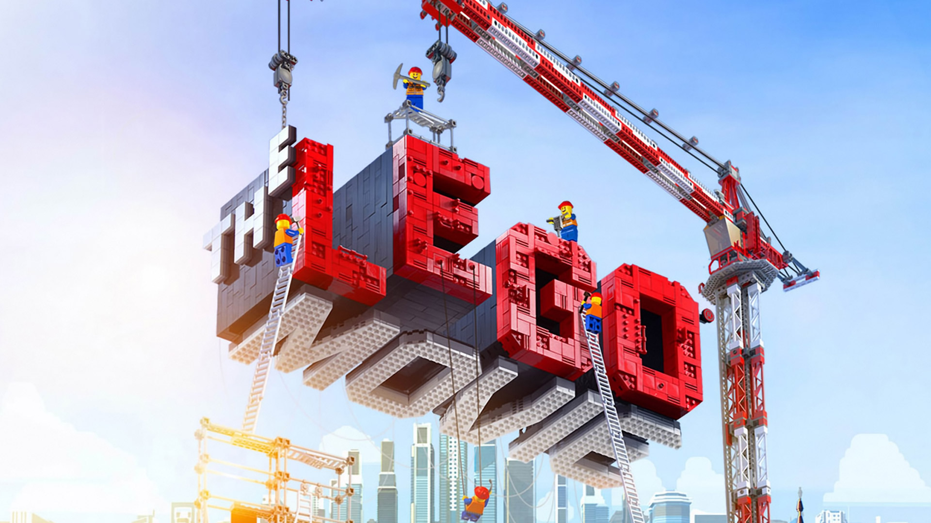 The Lego Movie Videogame Wallpaper in 1920x1080