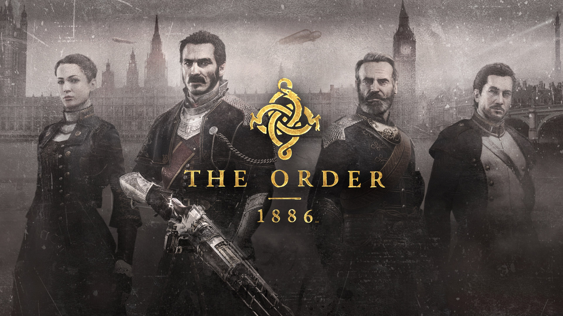 Free The Order: 1886 Wallpaper in 1920x1080