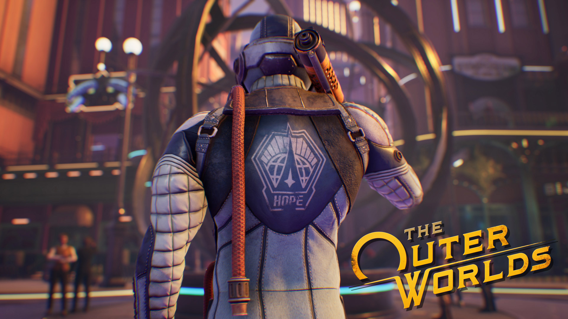 The Outer Worlds Wallpaper in 1920x1080