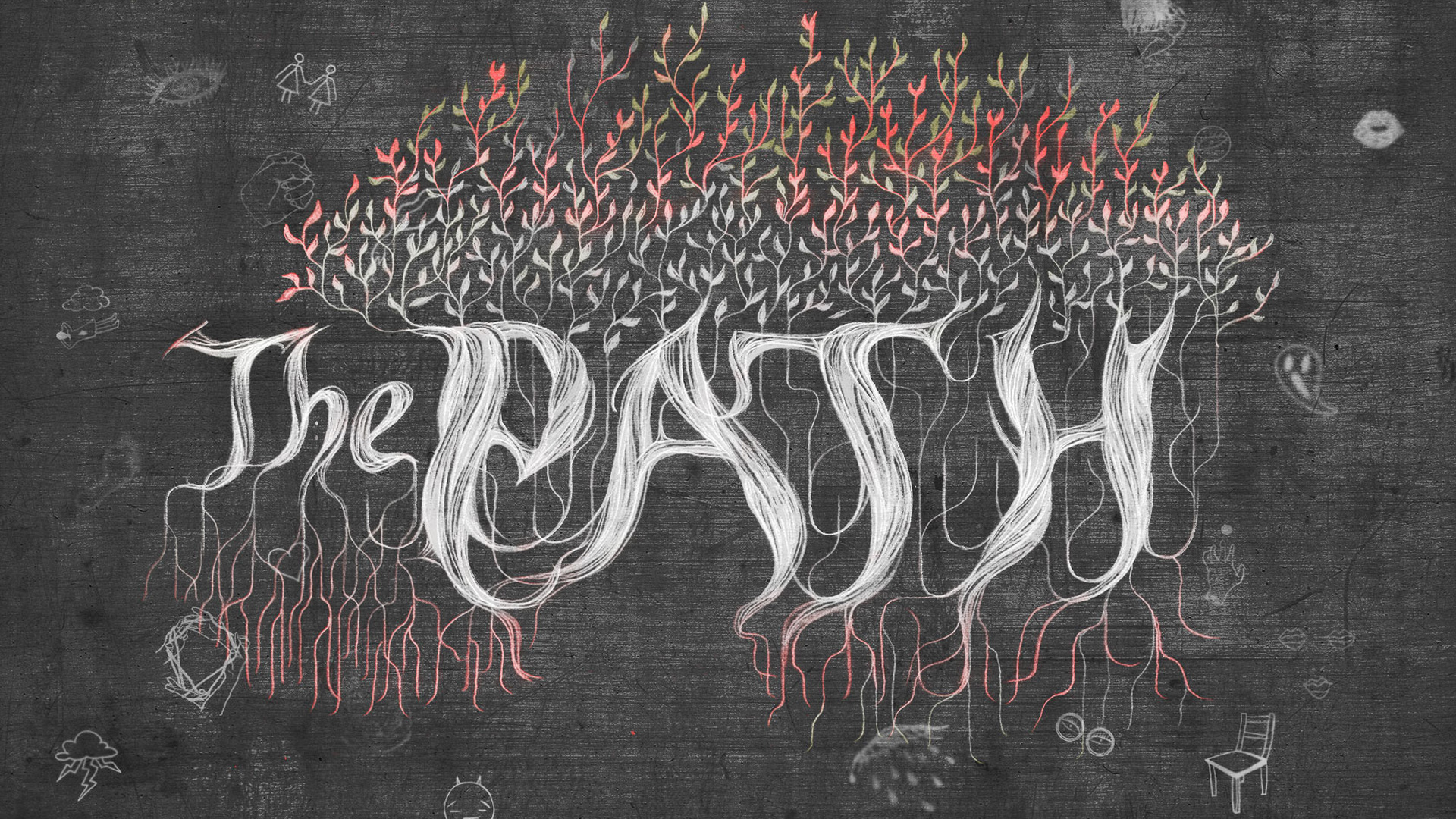 Free The Path Wallpaper in 1920x1080