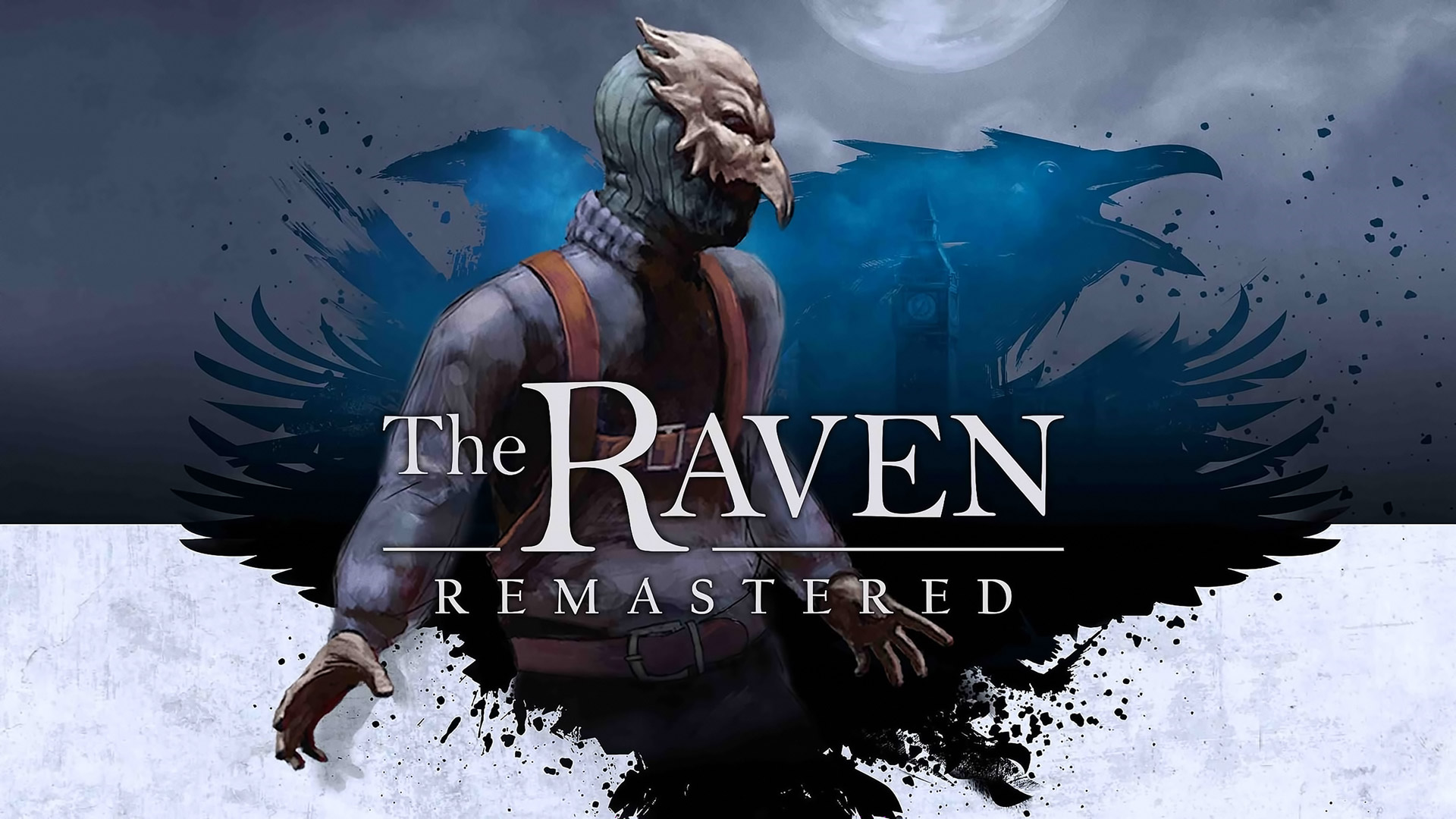 Free The Raven Wallpaper in 1920x1080