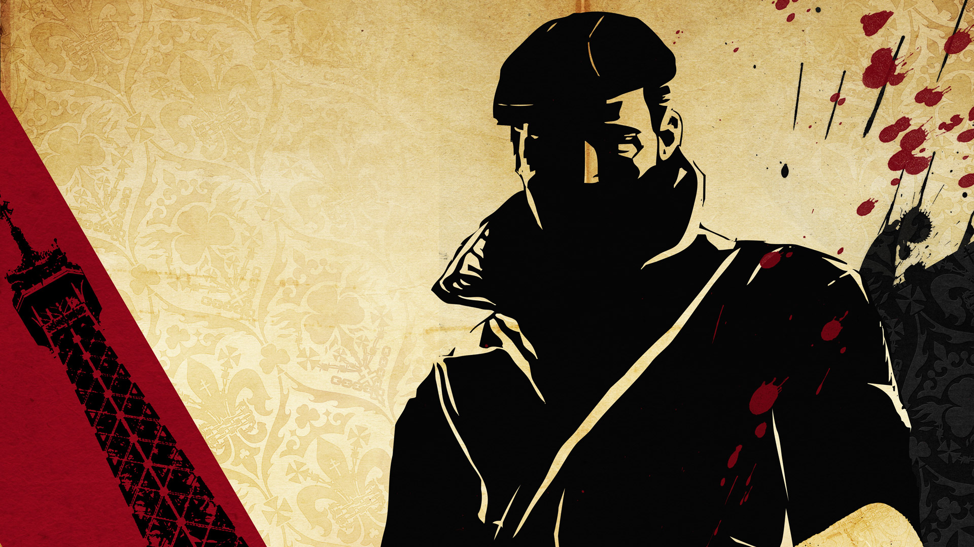 Free The Saboteur Wallpaper in 1920x1080
