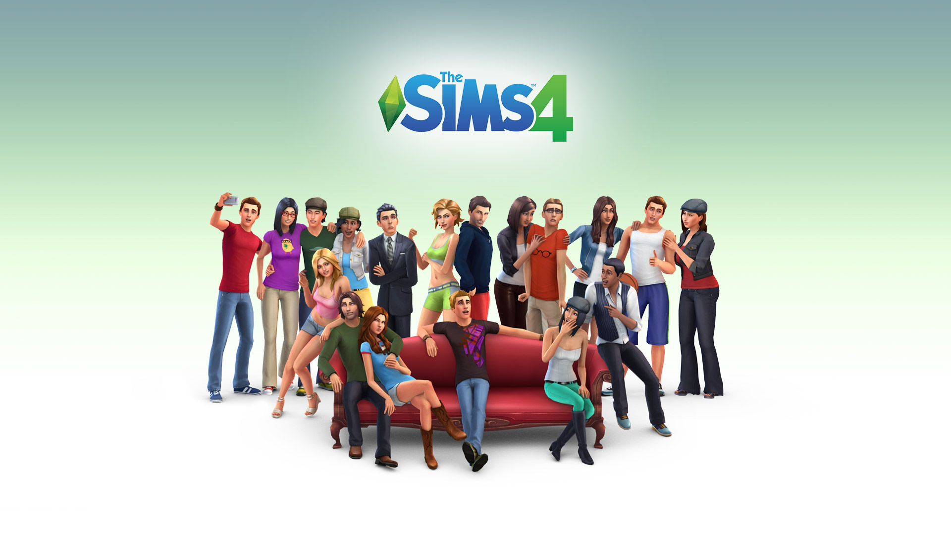 Free The Sims 4 Wallpaper in 1920x1080