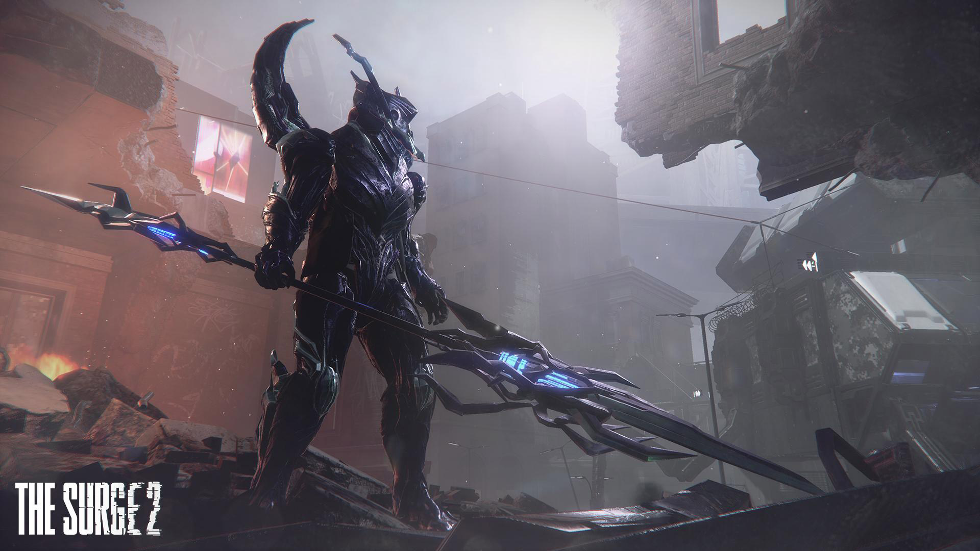 Free The Surge 2 Wallpaper in 1920x1080