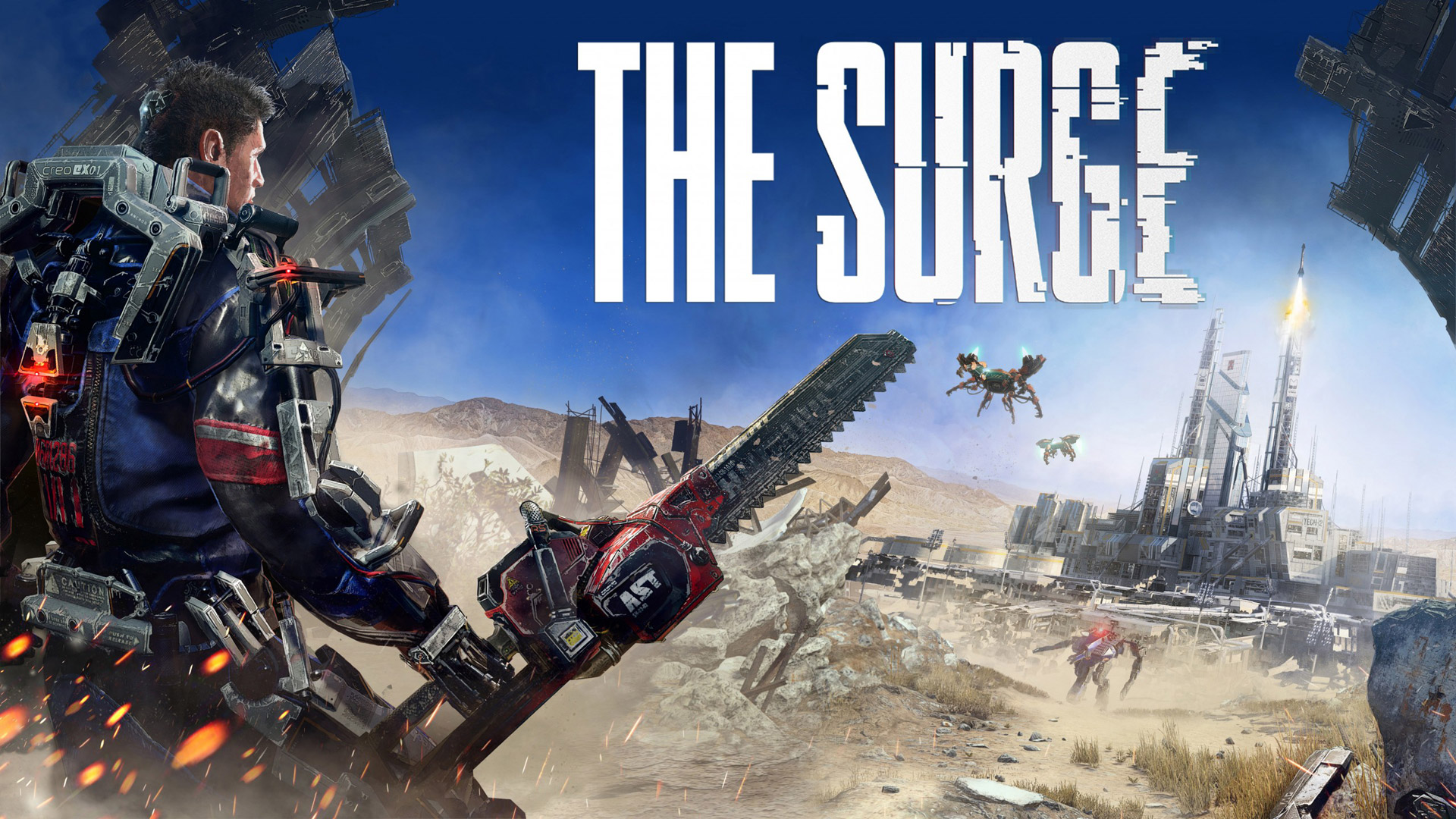 The Surge Wallpaper in 1920x1080