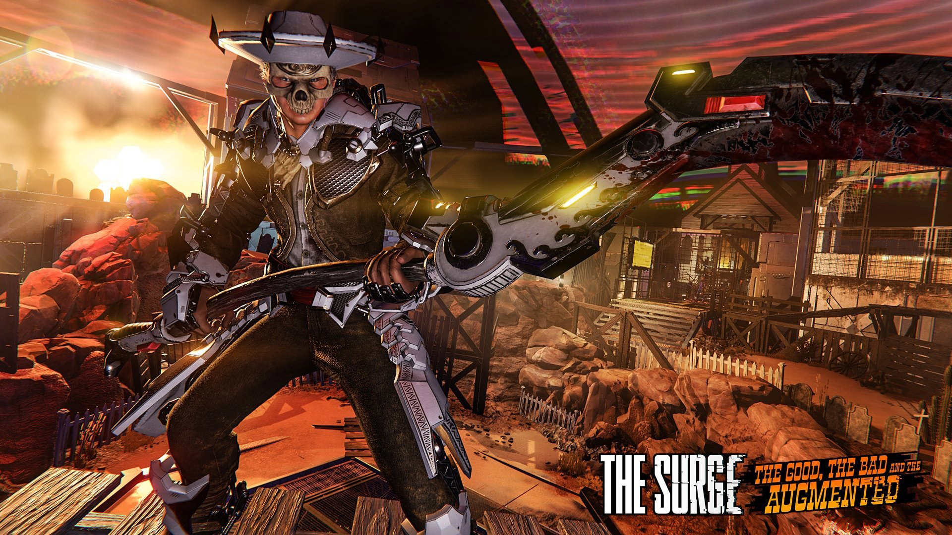 Free The Surge Wallpaper in 1920x1080