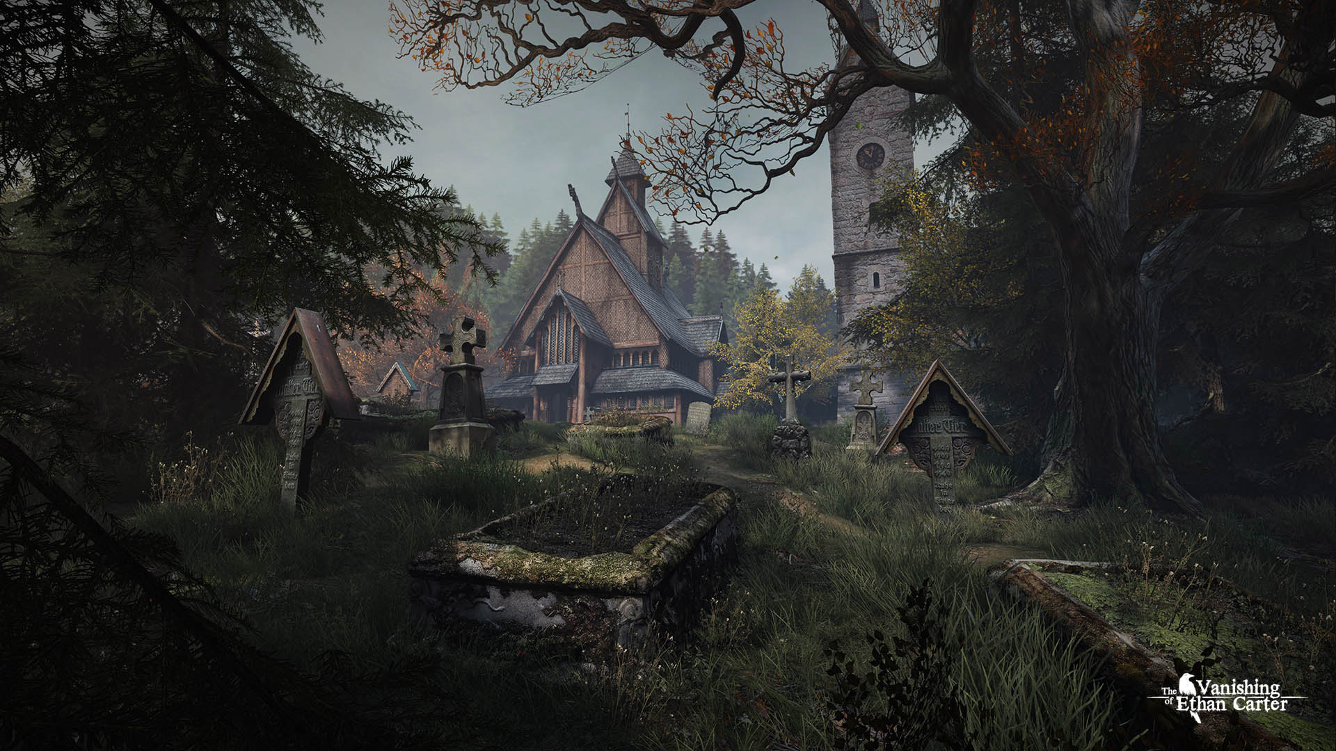 Free The Vanishing of Ethan Carter Wallpaper in 1920x1080