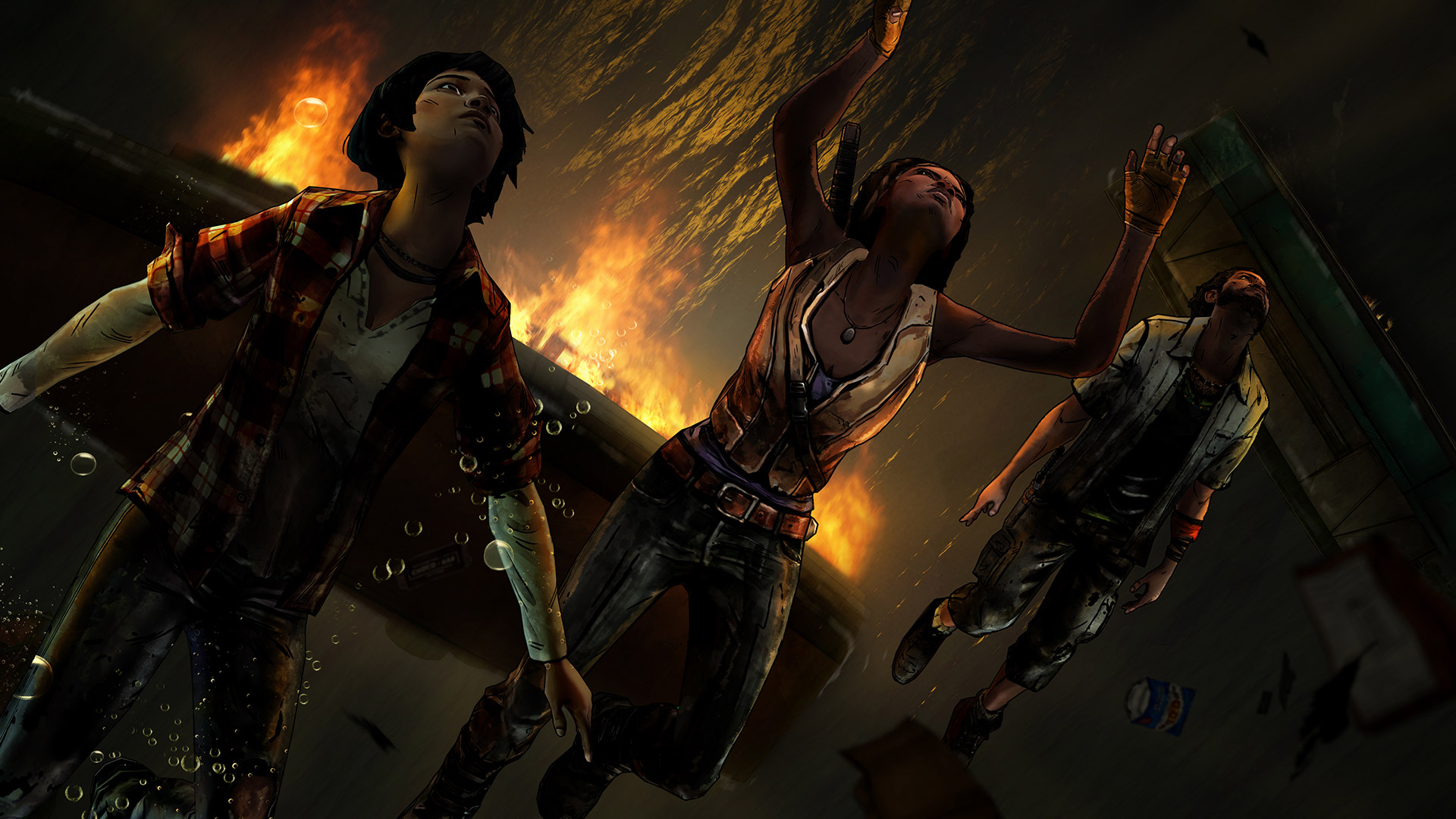 The Walking Dead: Michonne Wallpaper in 1920x1080