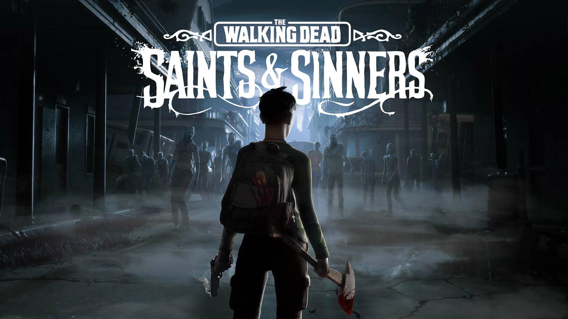 Free The Walking Dead: Saints & Sinners Wallpaper in 1920x1080