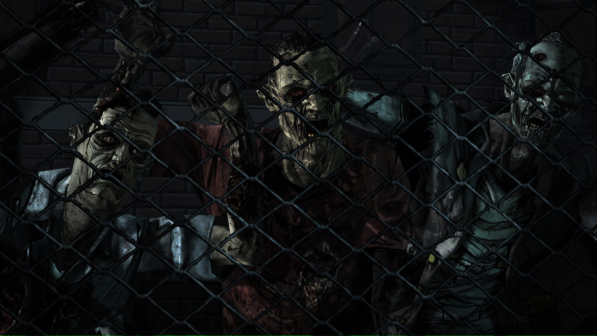 The Walking Dead Wallpaper in 1920x1080