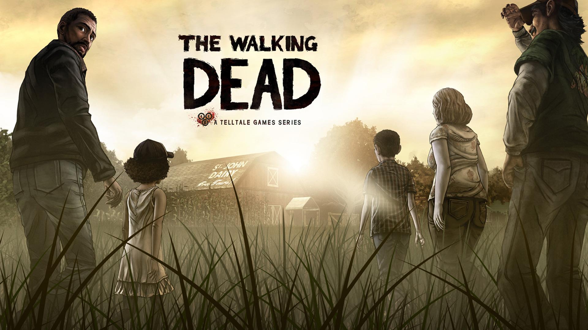 Free The Walking Dead Wallpaper in 1920x1080