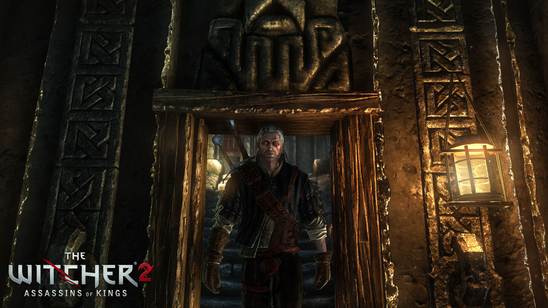 Free The Witcher 2 Wallpaper in 1920x1080