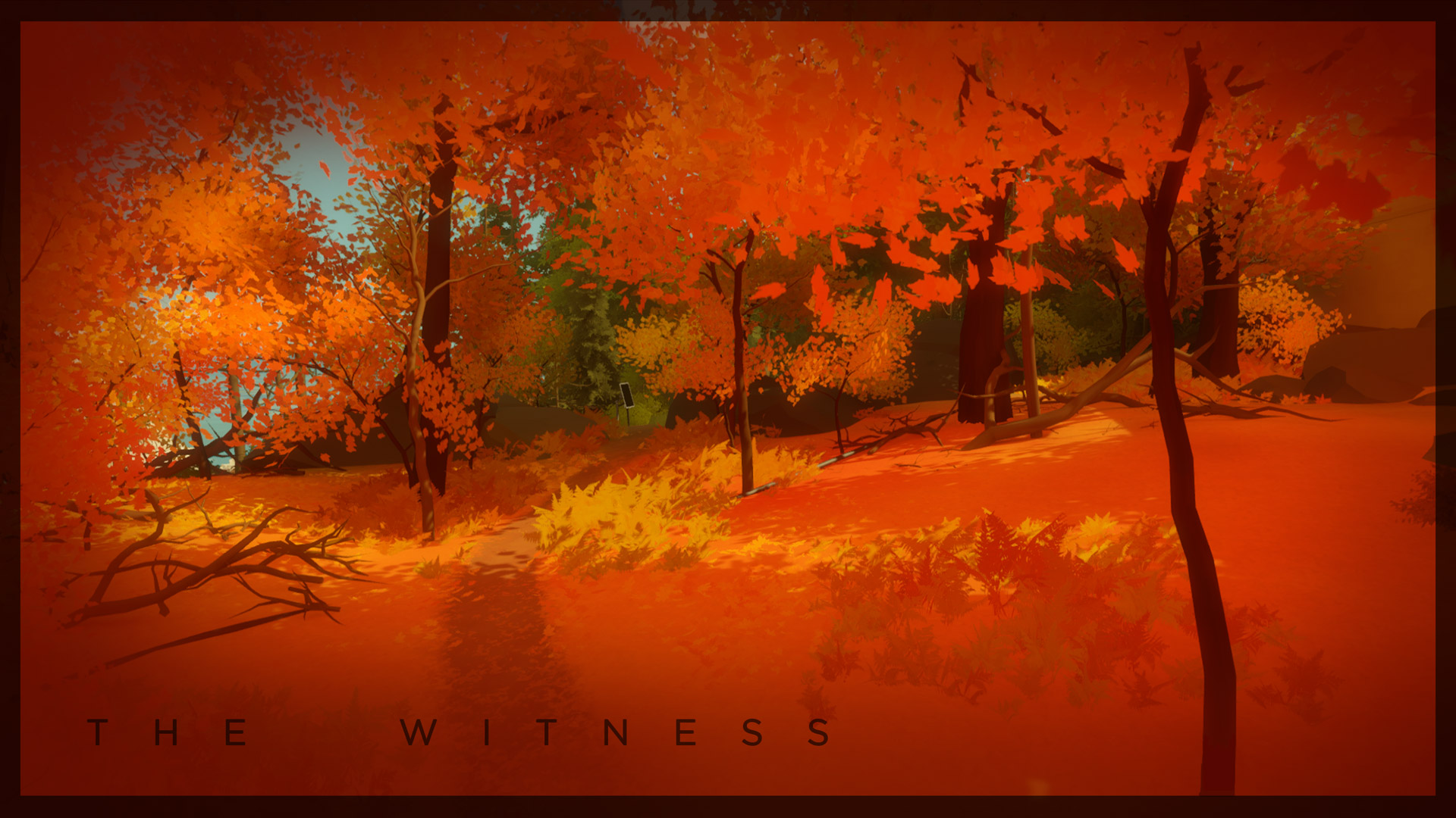 Free The Witness Wallpaper in 1920x1080
