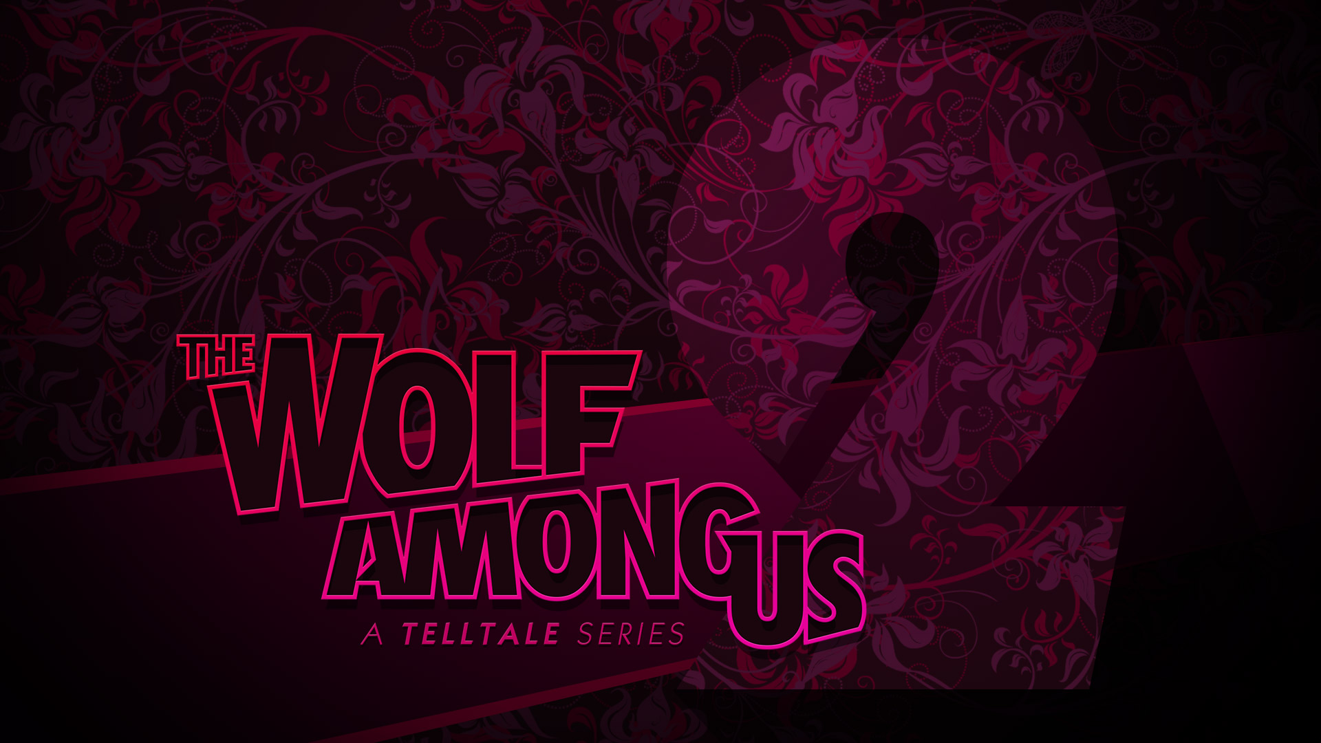 Free The Wolf Among Us 2 Wallpaper in 1920x1080