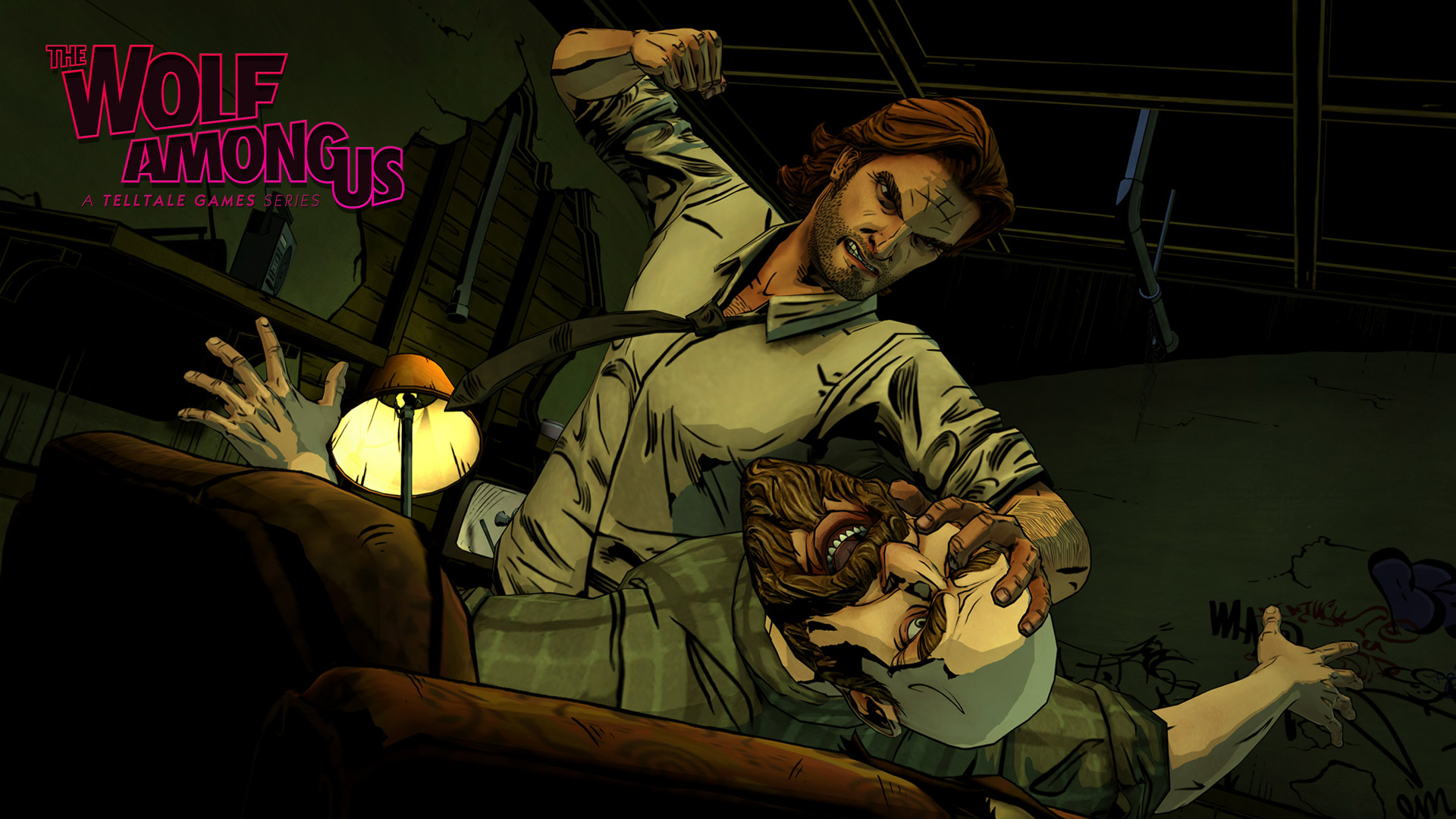 The Wolf Among Us Wallpaper in 1920x1080